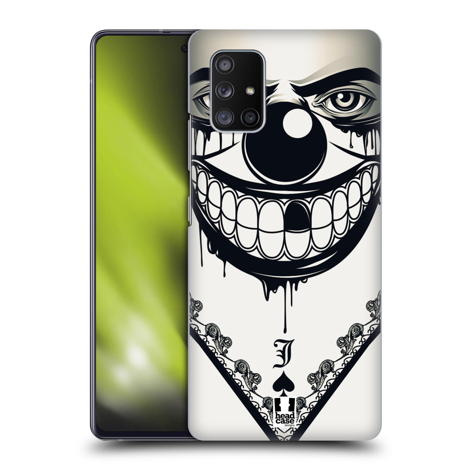 Plastové pouzdro na mobil Samsung Galaxy A51 5G - Head Case - ZLEJ KLAUN