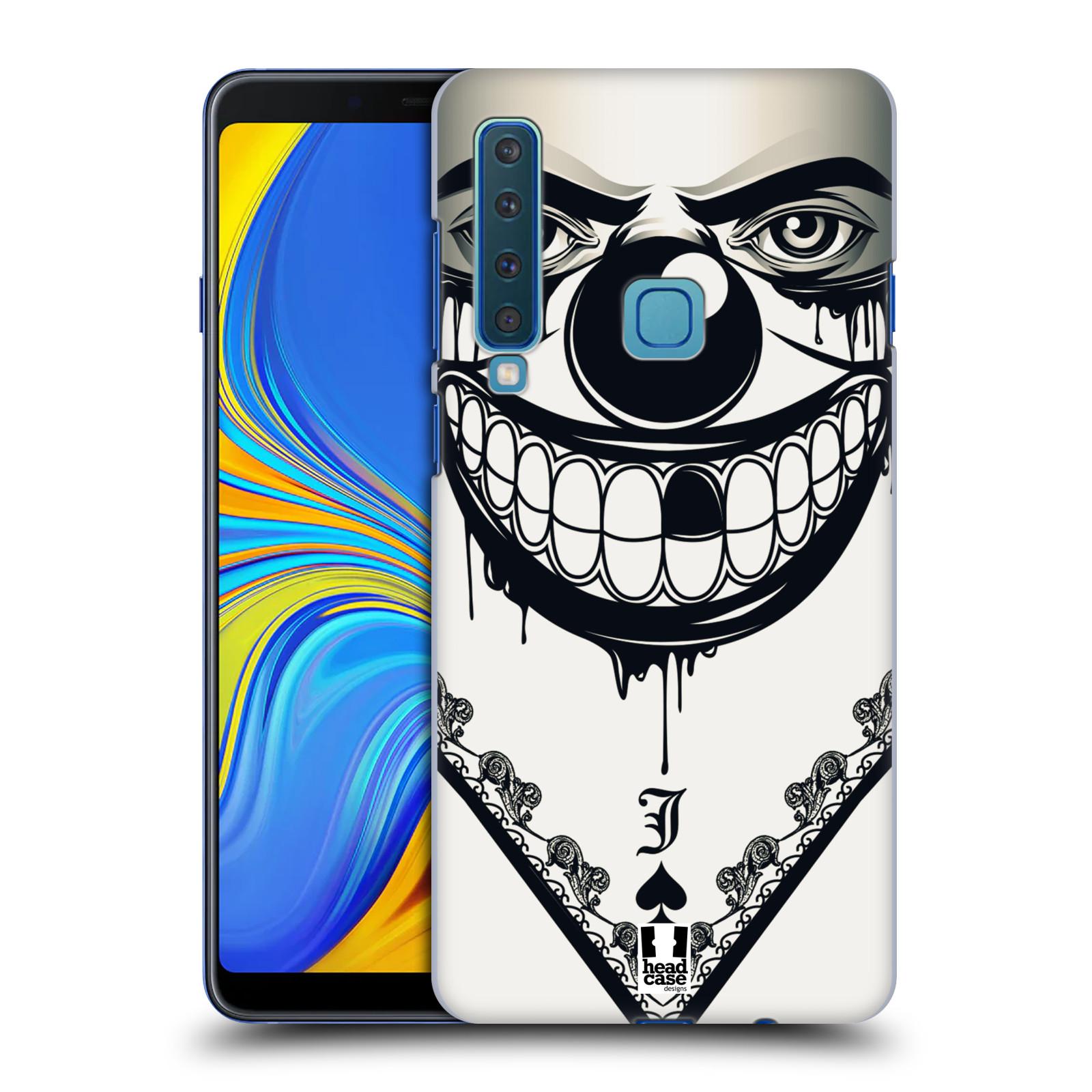 Plastové pouzdro na mobil Samsung Galaxy A9 (2018) - Head Case - ZLEJ KLAUN