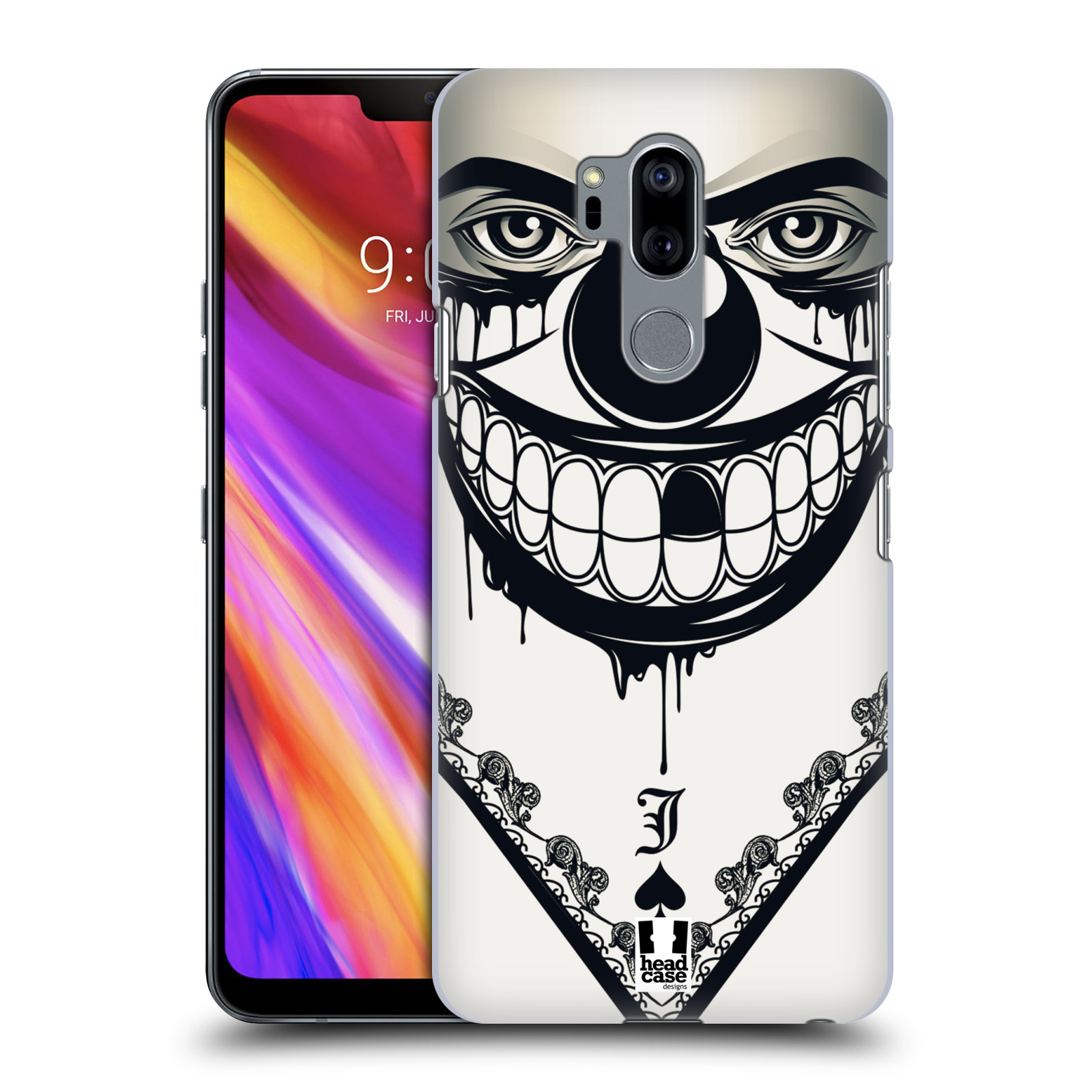 Plastové pouzdro na mobil LG G7 ThinQ - Head Case - ZLEJ KLAUN