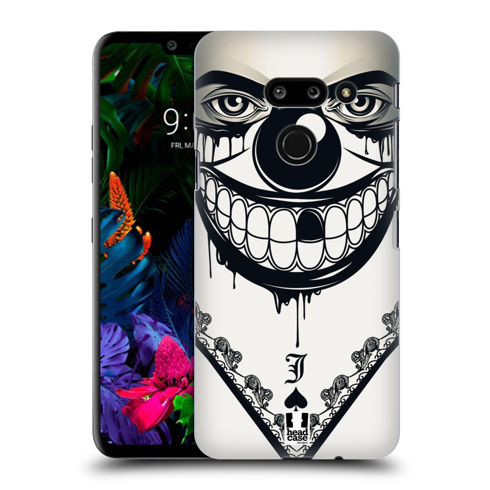 Plastové pouzdro na mobil LG G8 ThinQ - Head Case - ZLEJ KLAUN