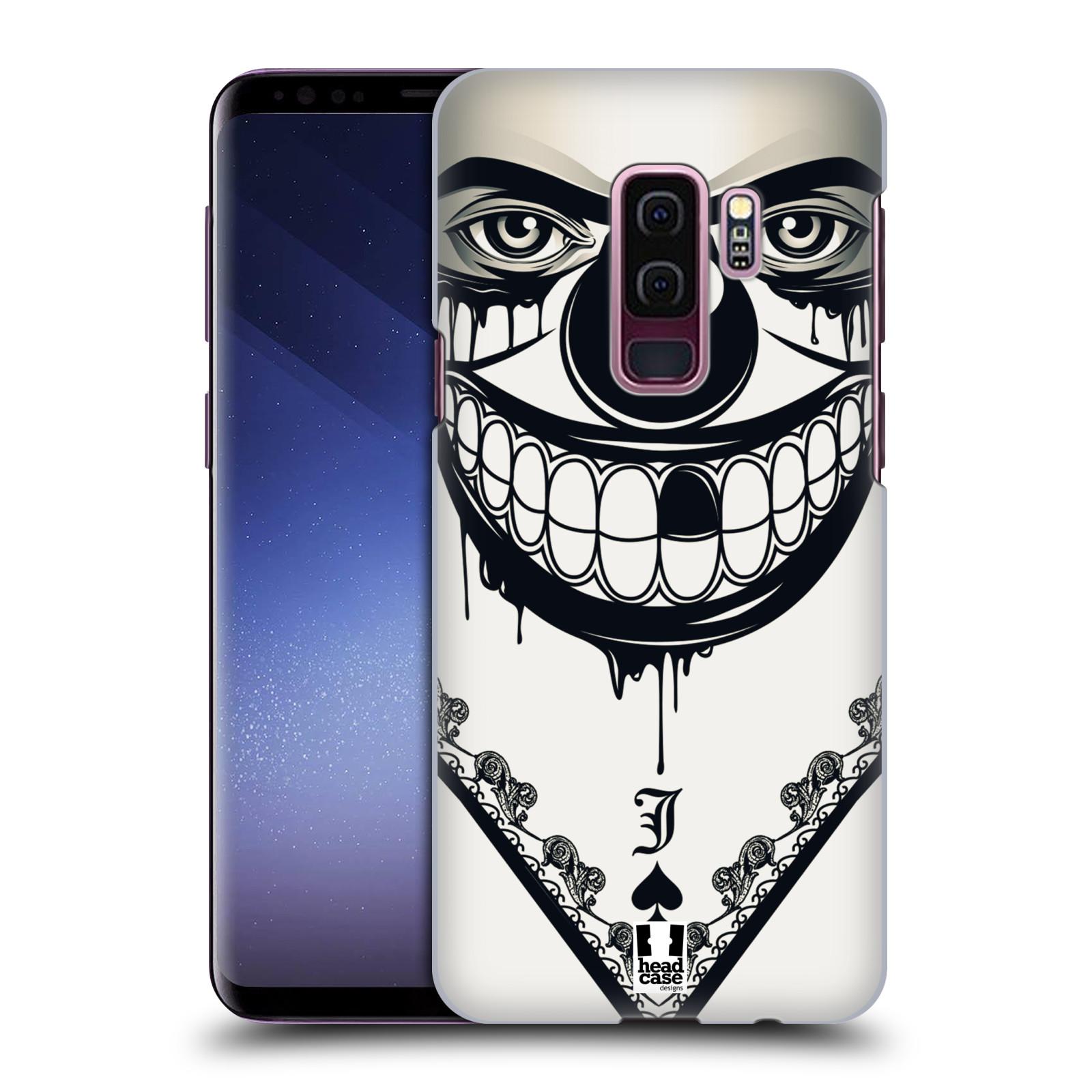 Plastové pouzdro na mobil Samsung Galaxy S9 Plus - Head Case - ZLEJ KLAUN