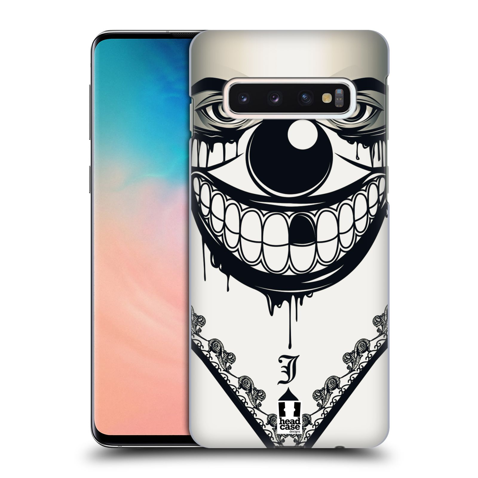 Plastové pouzdro na mobil Samsung Galaxy S10 - Head Case - ZLEJ KLAUN