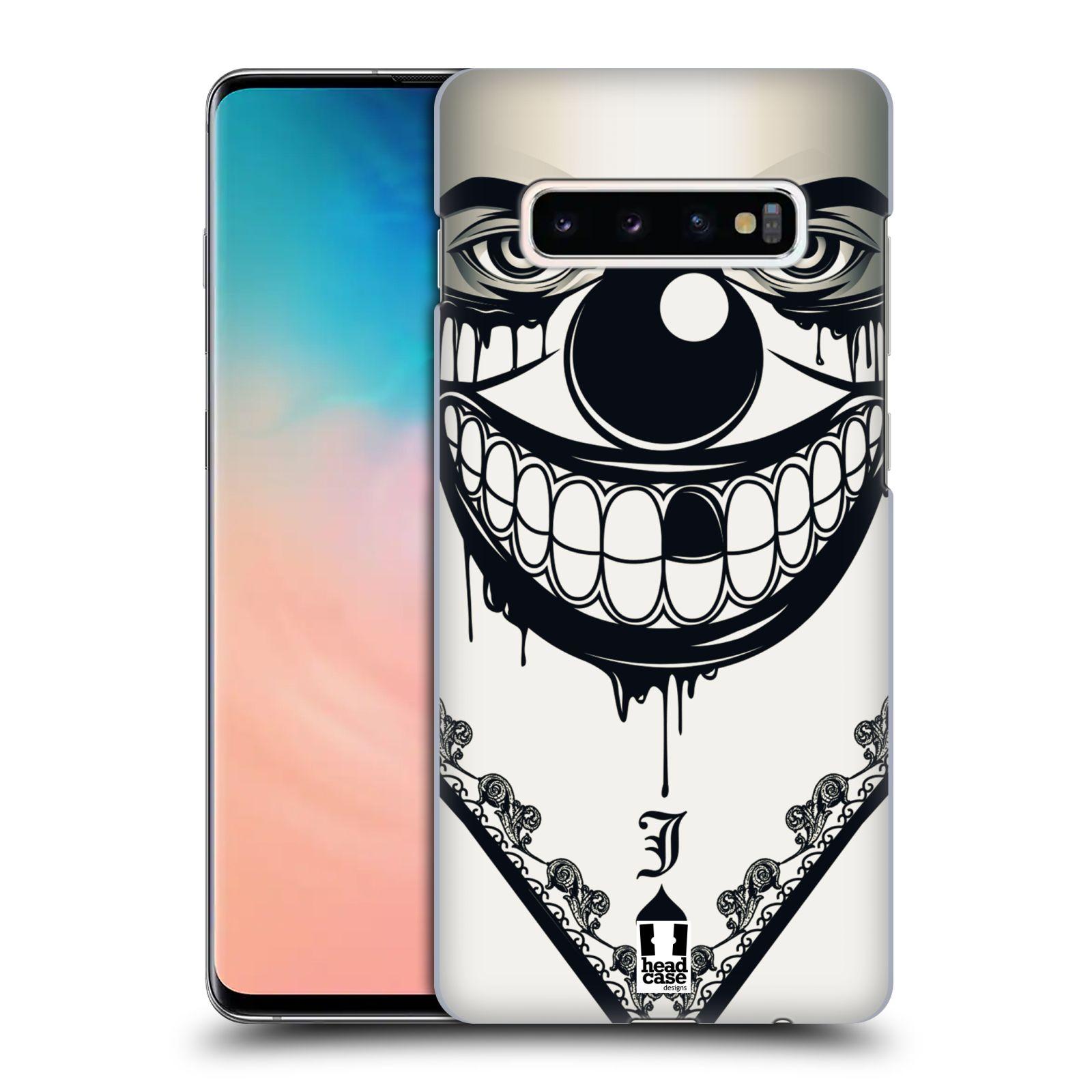 Plastové pouzdro na mobil Samsung Galaxy S10 Plus - Head Case - ZLEJ KLAUN