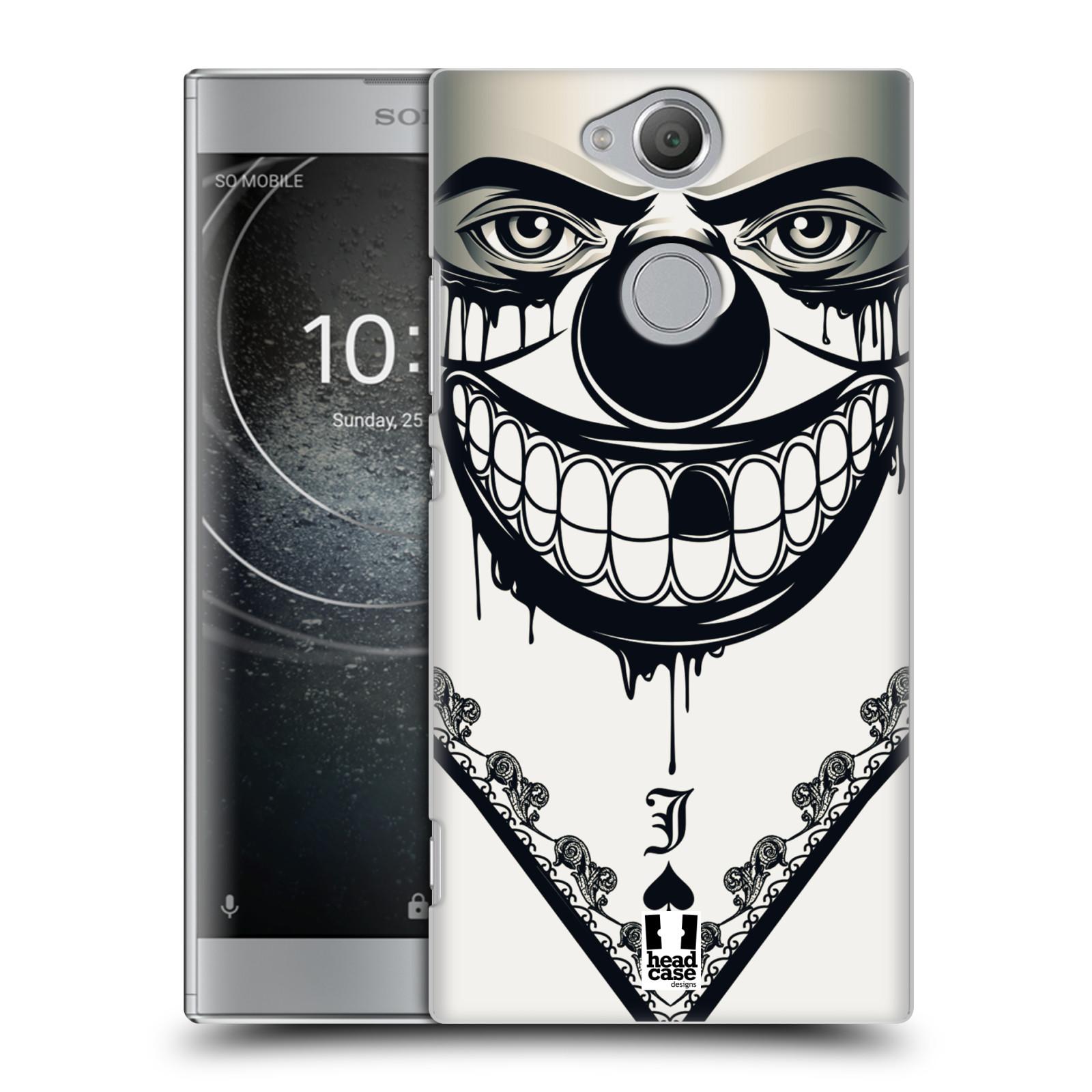 Plastové pouzdro na mobil Sony Xperia XA2 - Head Case - ZLEJ KLAUN