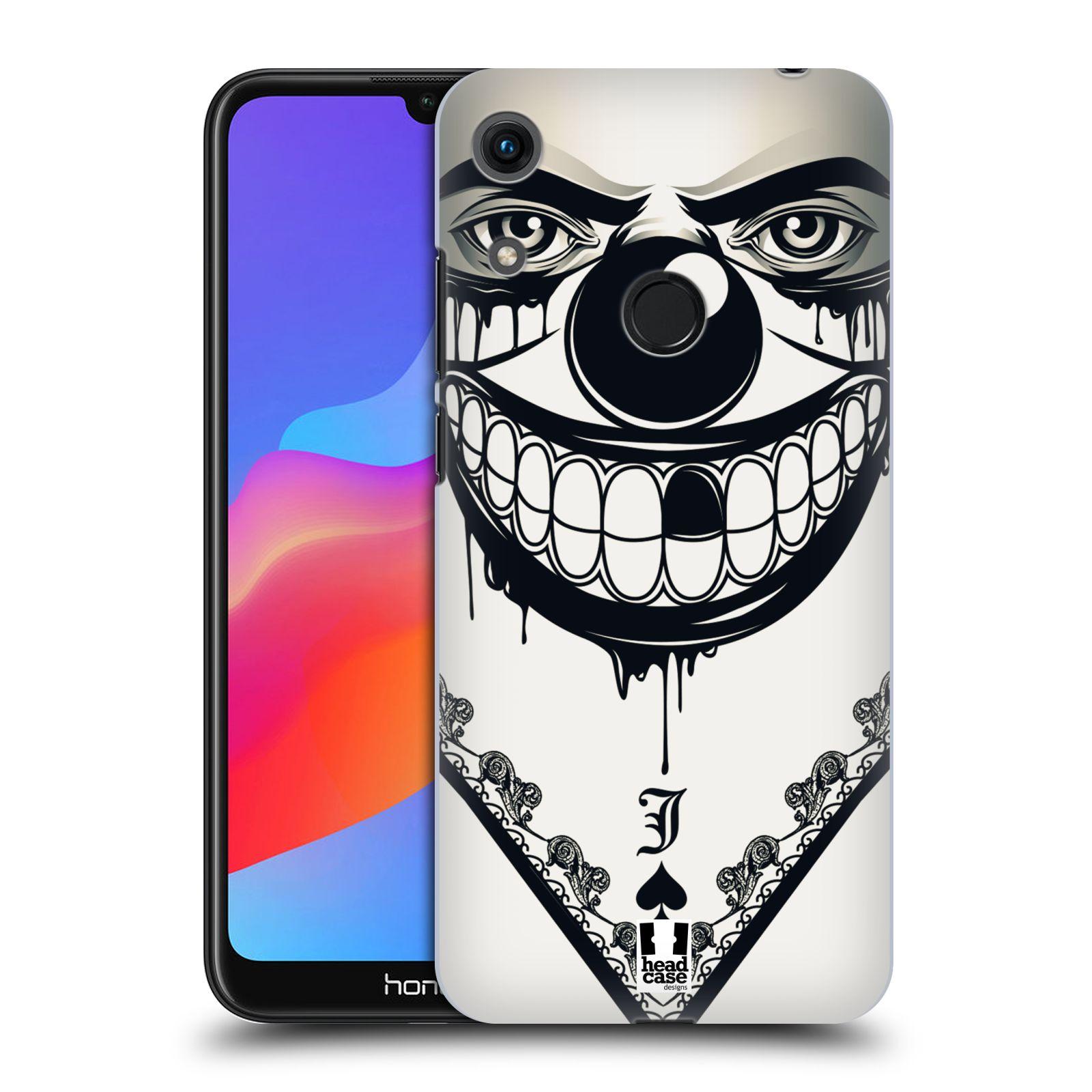 Plastové pouzdro na mobil Honor 8A - Head Case - ZLEJ KLAUN