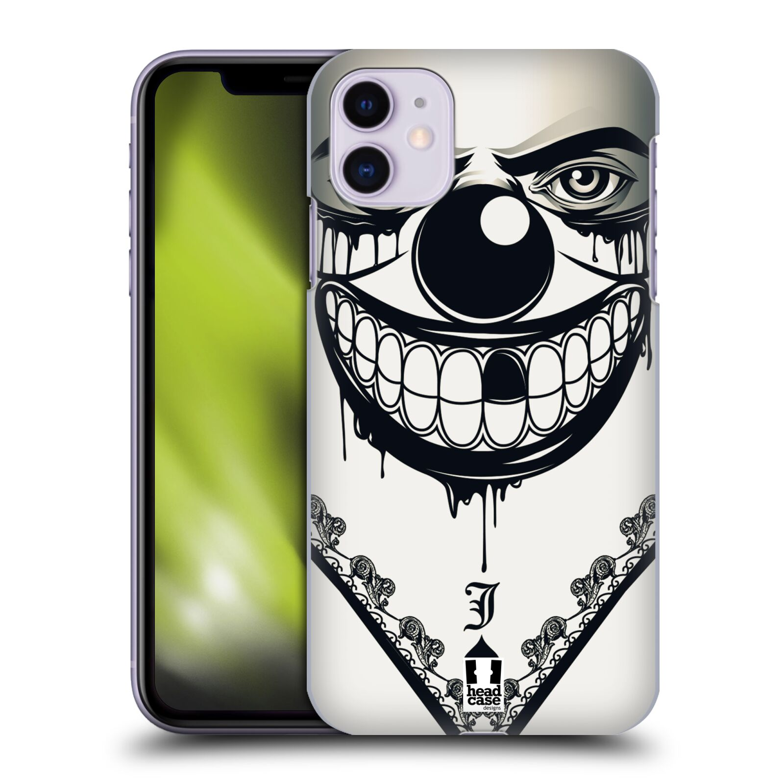 Plastové pouzdro na mobil Apple iPhone 11 - Head Case - ZLEJ KLAUN