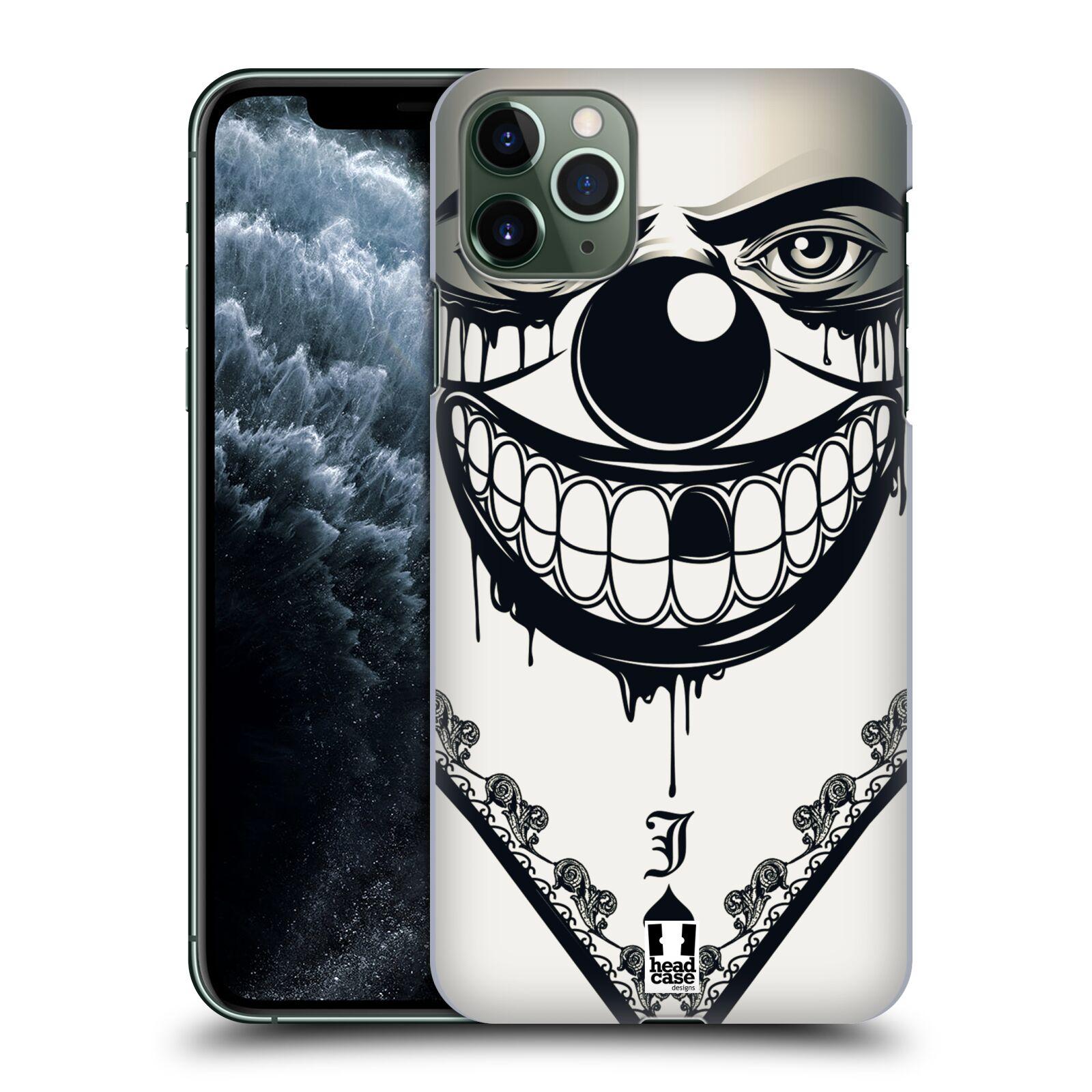 Plastové pouzdro na mobil Apple iPhone 11 Pro Max - Head Case - ZLEJ KLAUN