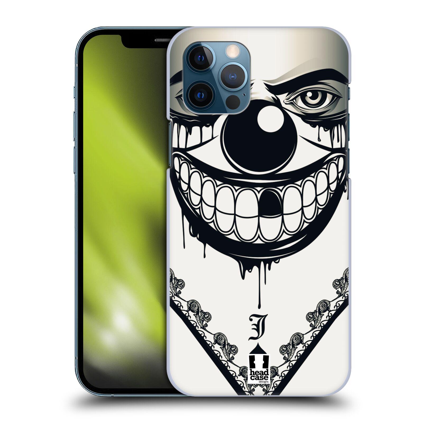 Plastové pouzdro na mobil Apple iPhone 12 / 12 Pro - Head Case - ZLEJ KLAUN