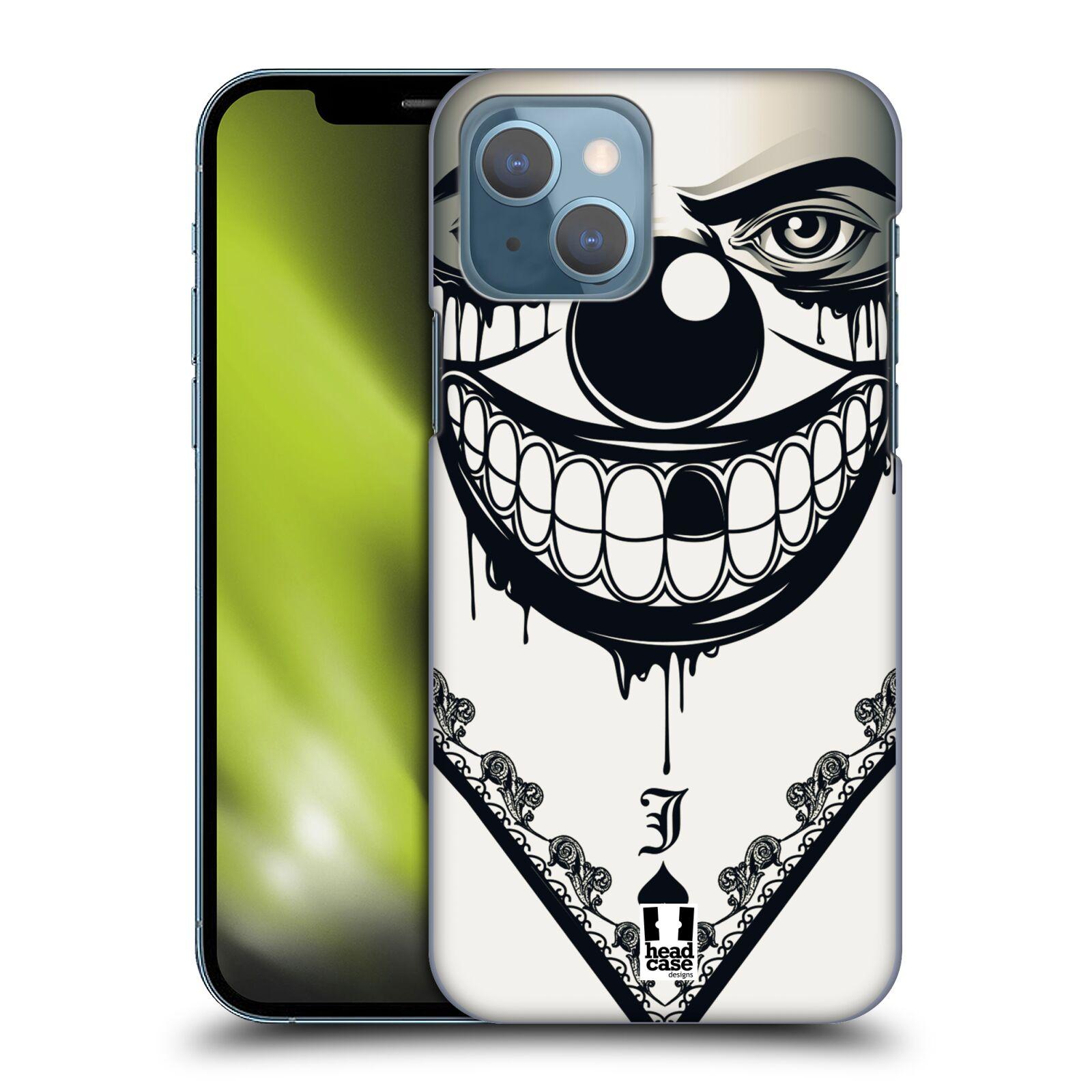 Plastové pouzdro na mobil Apple iPhone 13 - Head Case - ZLEJ KLAUN