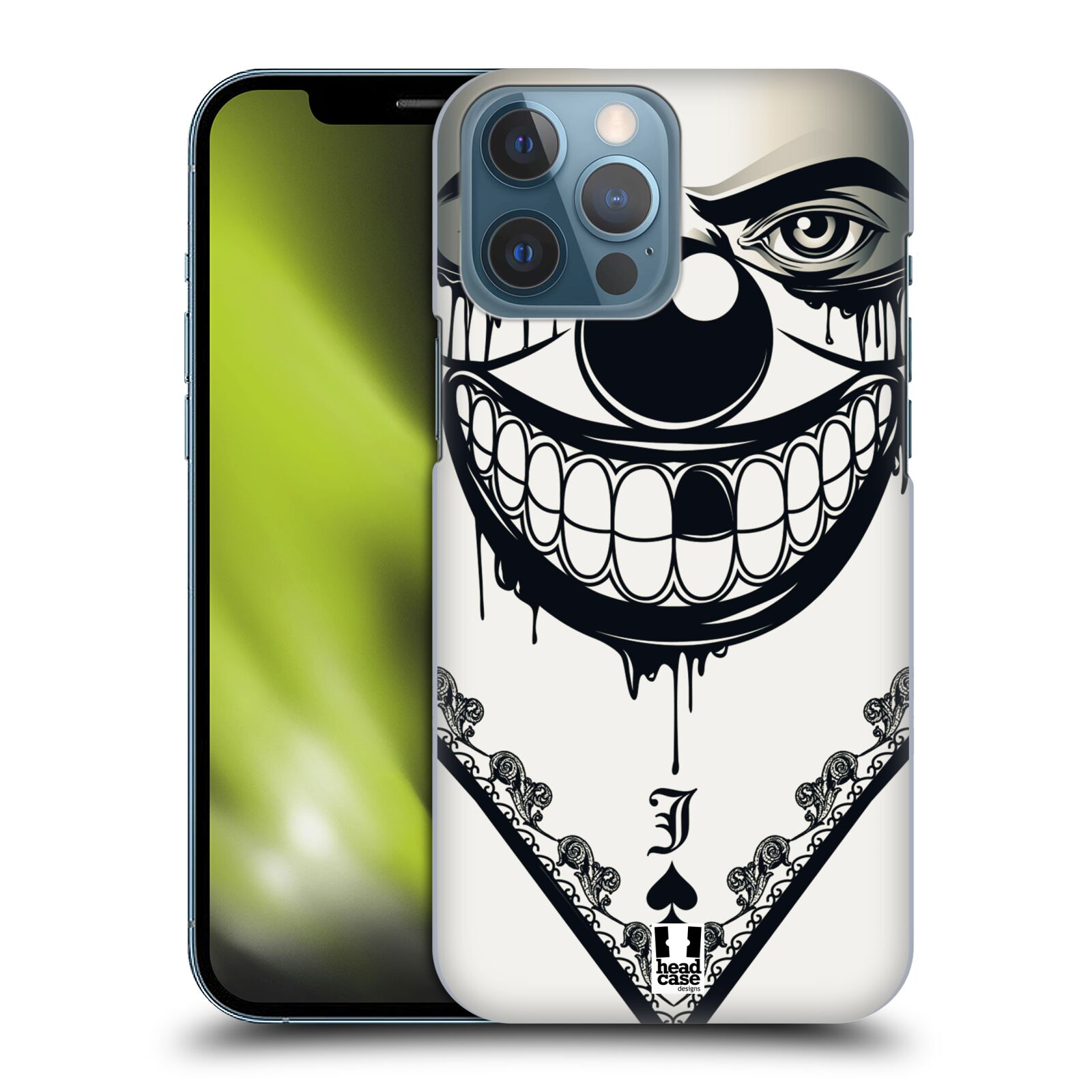 Plastové pouzdro na mobil Apple iPhone 13 Pro Max - Head Case - ZLEJ KLAUN