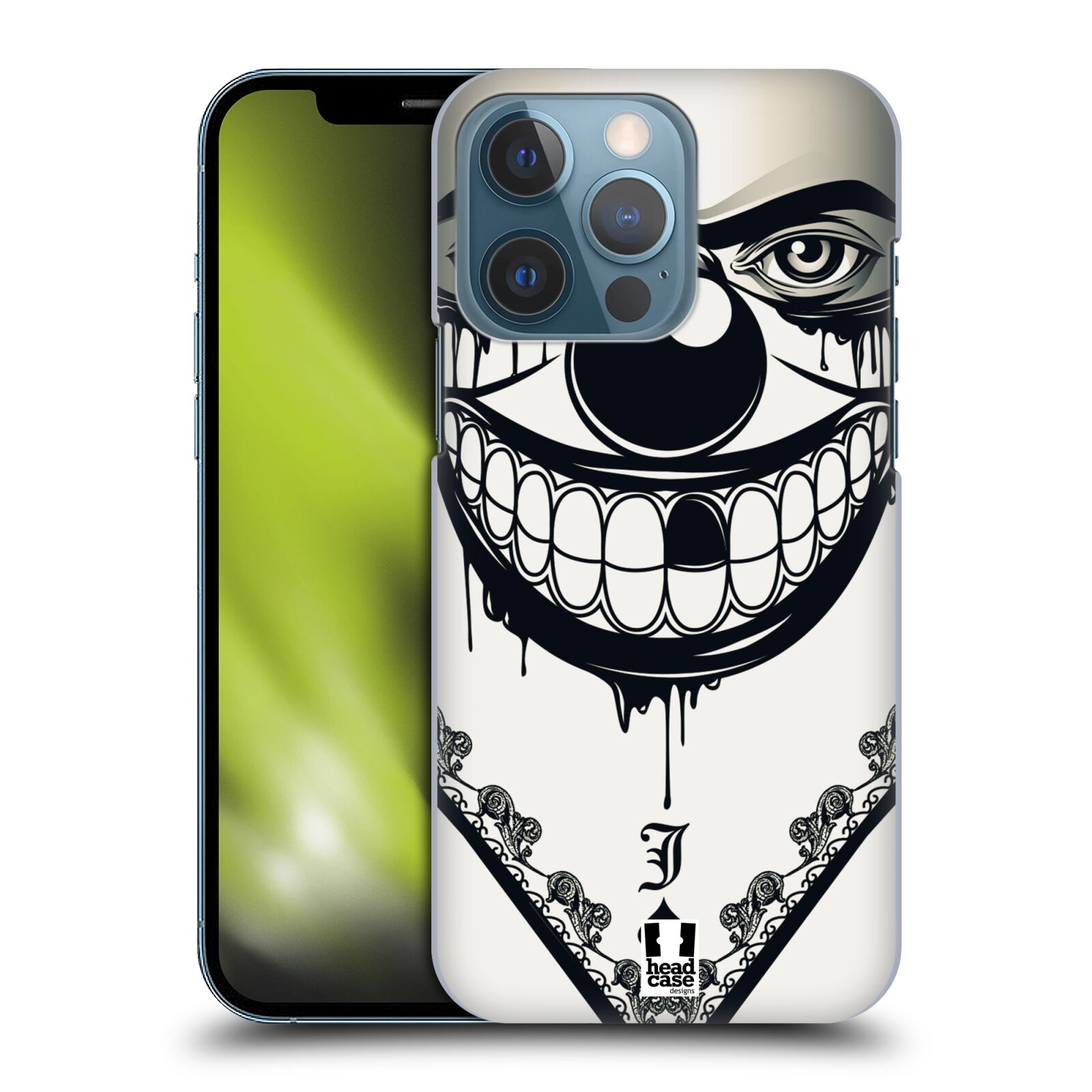 Plastové pouzdro na mobil Apple iPhone 13 Pro - Head Case - ZLEJ KLAUN