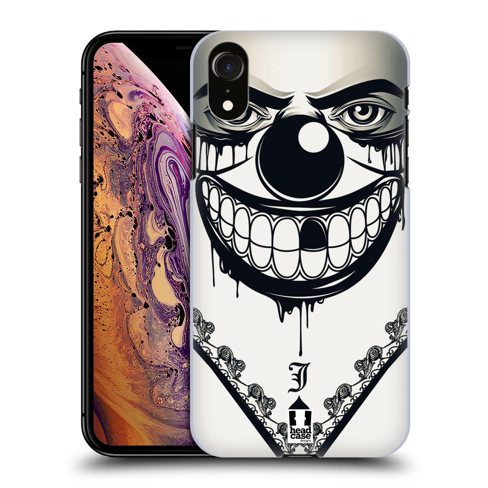 Plastové pouzdro na mobil Apple iPhone XR - Head Case - ZLEJ KLAUN