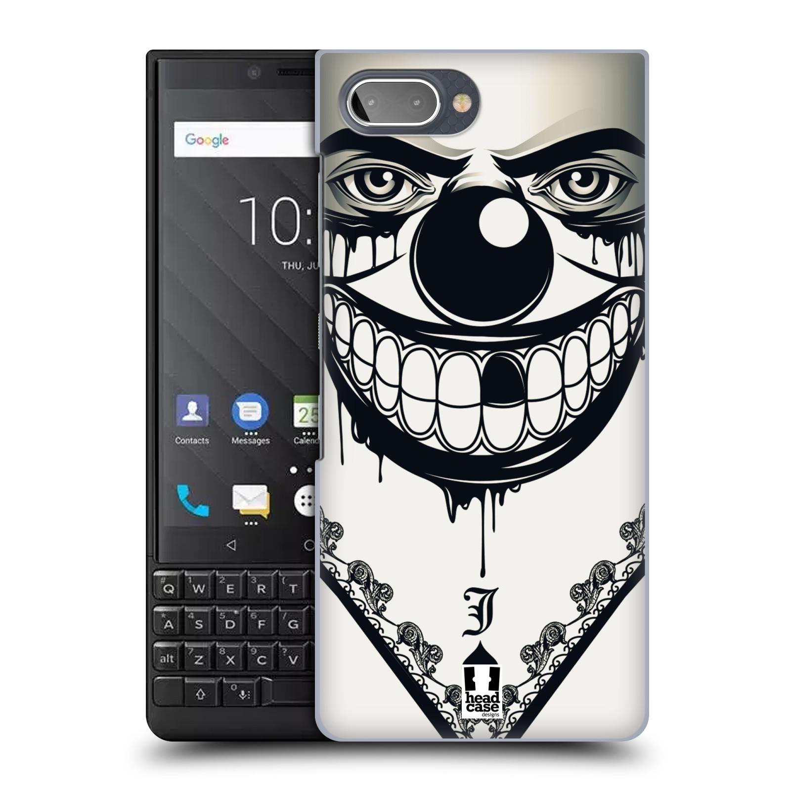 Plastové pouzdro na mobil Blackberry Key 2 - Head Case - ZLEJ KLAUN