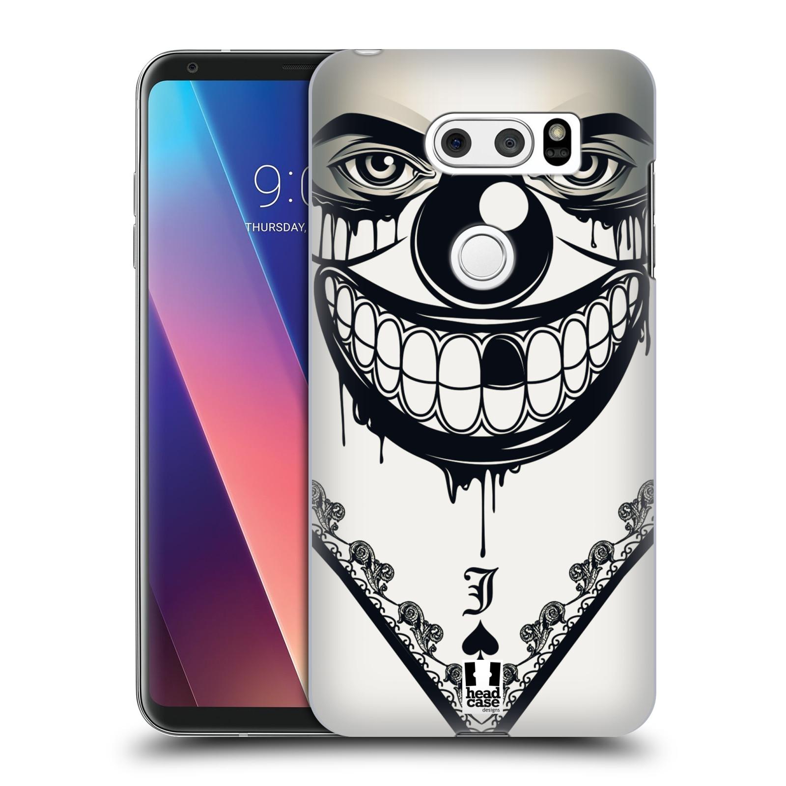 Plastové pouzdro na mobil LG V30 - Head Case - ZLEJ KLAUN