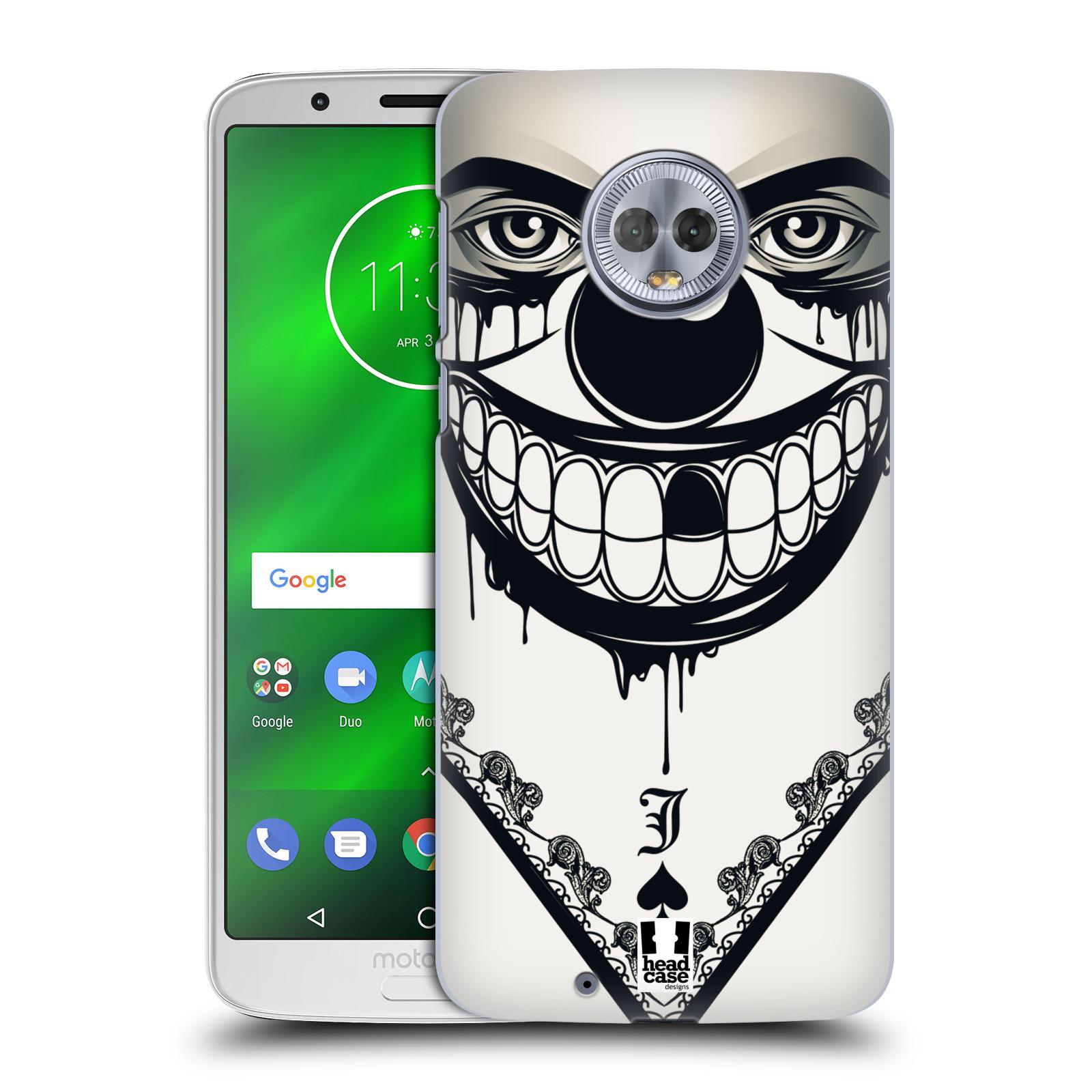 Plastové pouzdro na mobil Motorola Moto G6 - Head Case - ZLEJ KLAUN