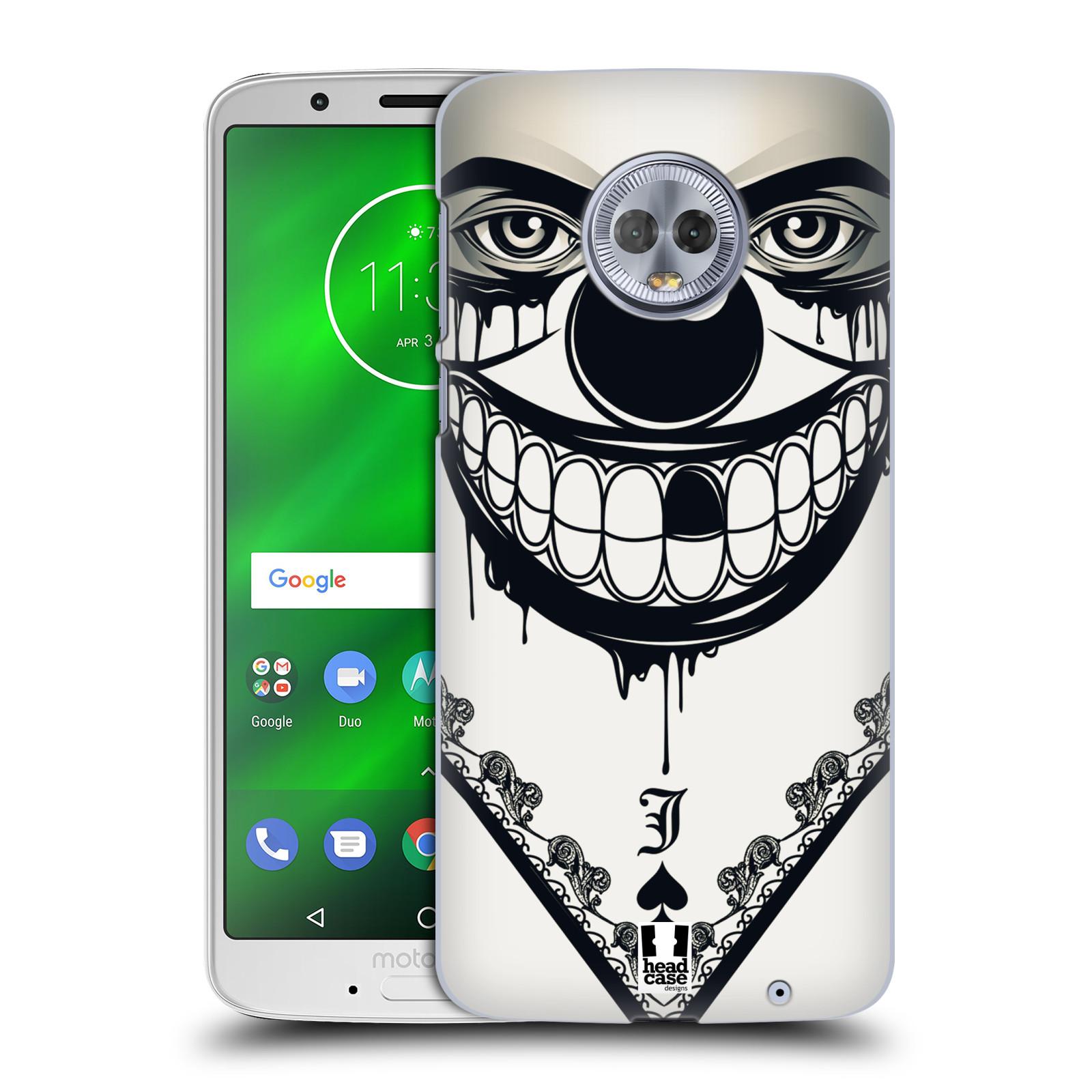 Plastové pouzdro na mobil Motorola Moto G6 Plus - Head Case - ZLEJ KLAUN
