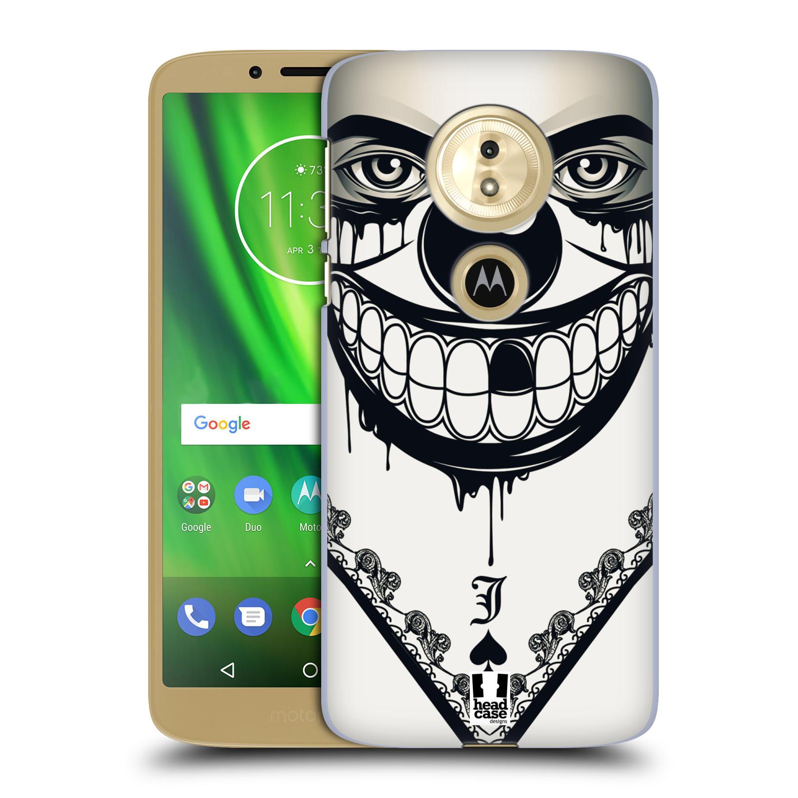 Plastové pouzdro na mobil Motorola Moto G6 Play - Head Case - ZLEJ KLAUN