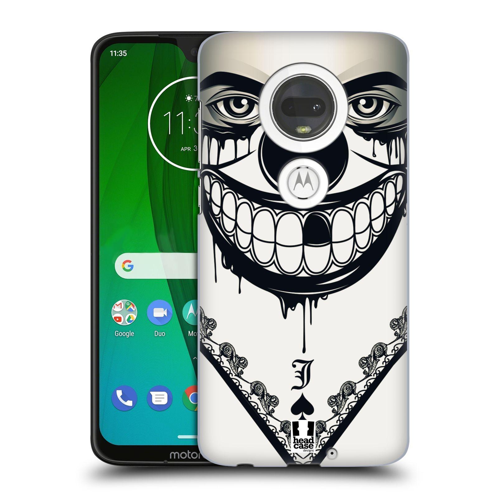 Plastové pouzdro na mobil Motorola Moto G7 - Head Case - ZLEJ KLAUN