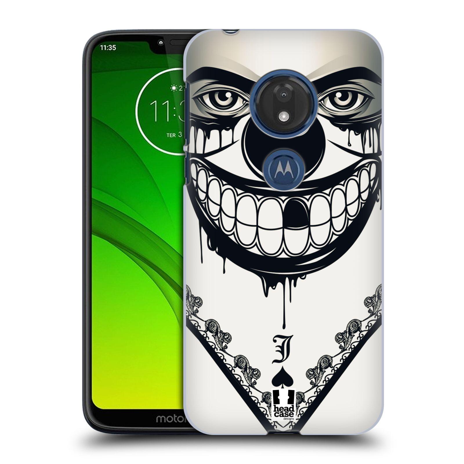 Plastové pouzdro na mobil Motorola Moto G7 Play - Head Case - ZLEJ KLAUN