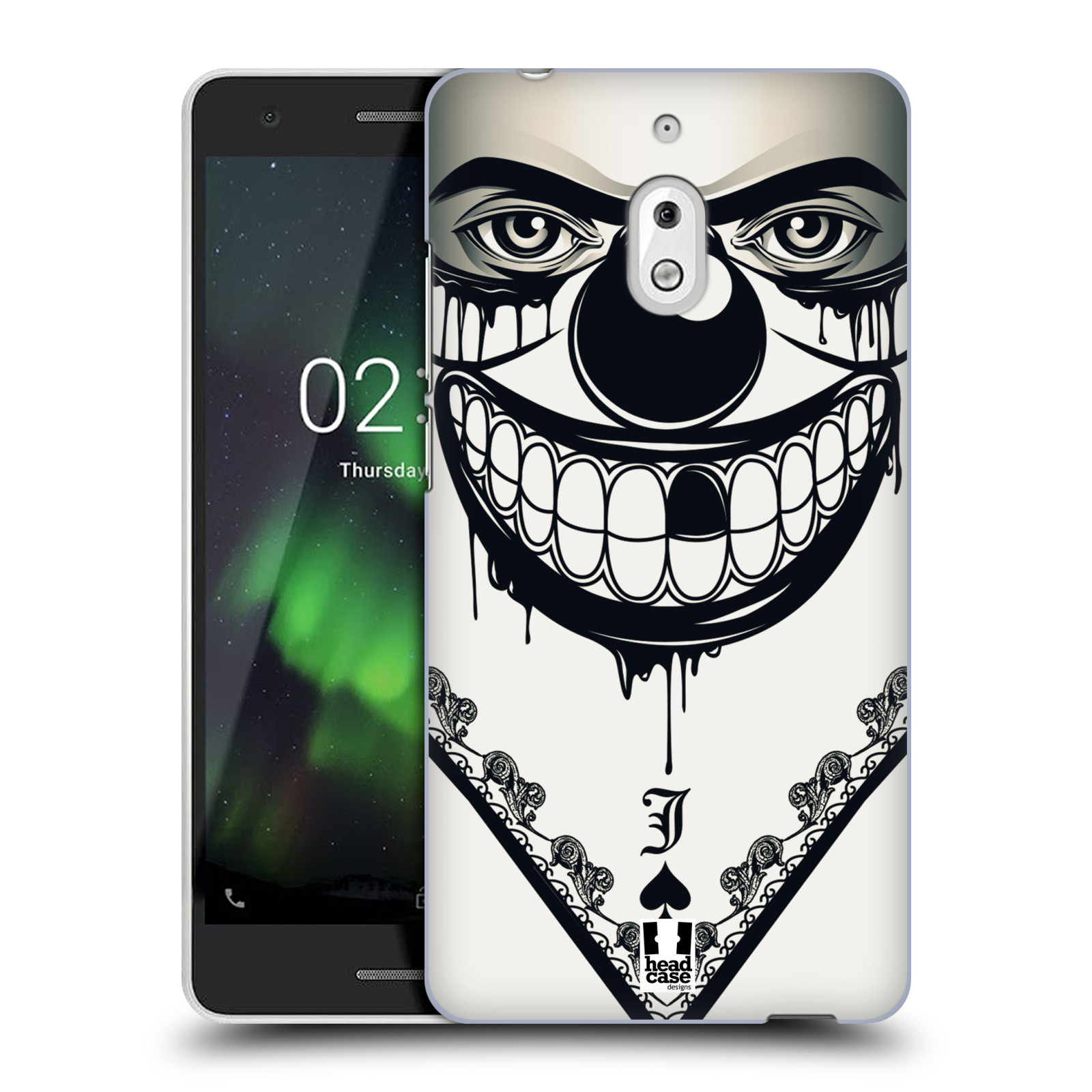Plastové pouzdro na mobil Nokia 2.1 - Head Case - ZLEJ KLAUN