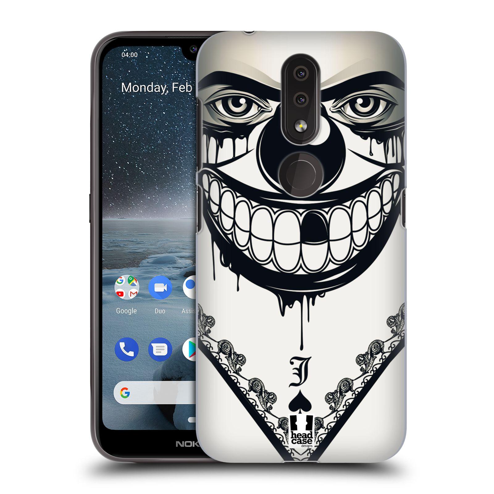 Plastové pouzdro na mobil Nokia 4.2 - Head Case - ZLEJ KLAUN