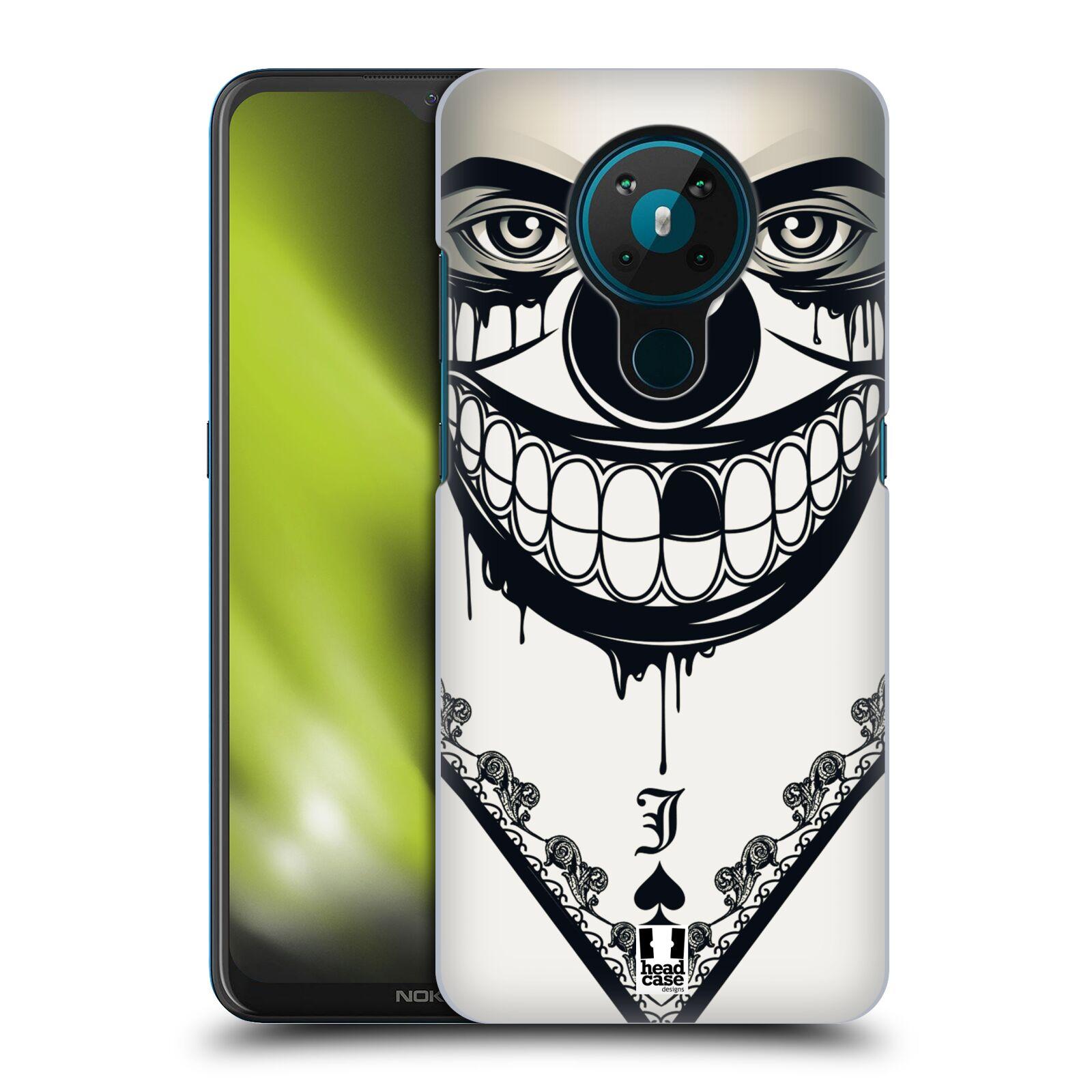 Plastové pouzdro na mobil Nokia 5.3 - Head Case - ZLEJ KLAUN