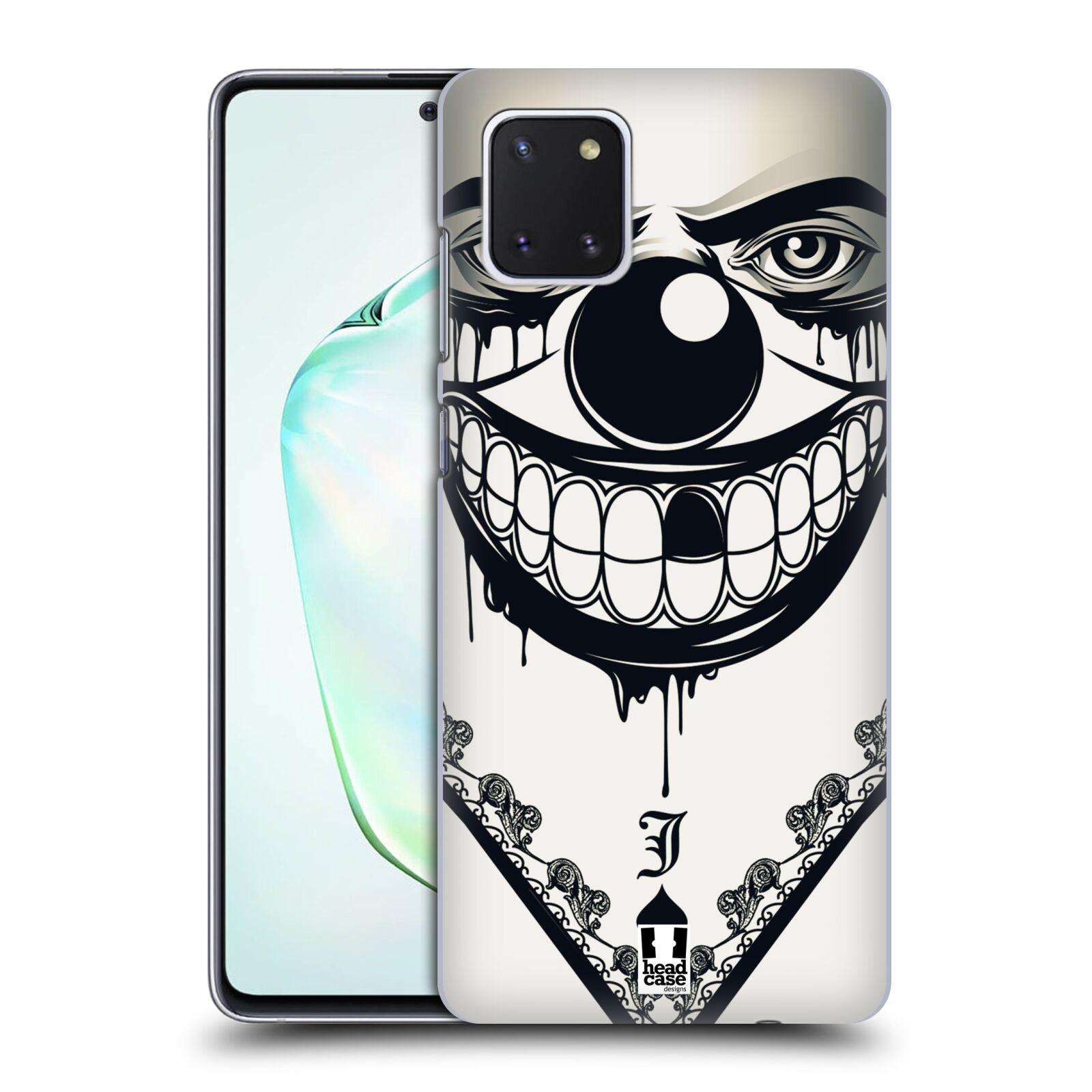 Plastové pouzdro na mobil Samsung Galaxy Note 10 Lite - Head Case - ZLEJ KLAUN