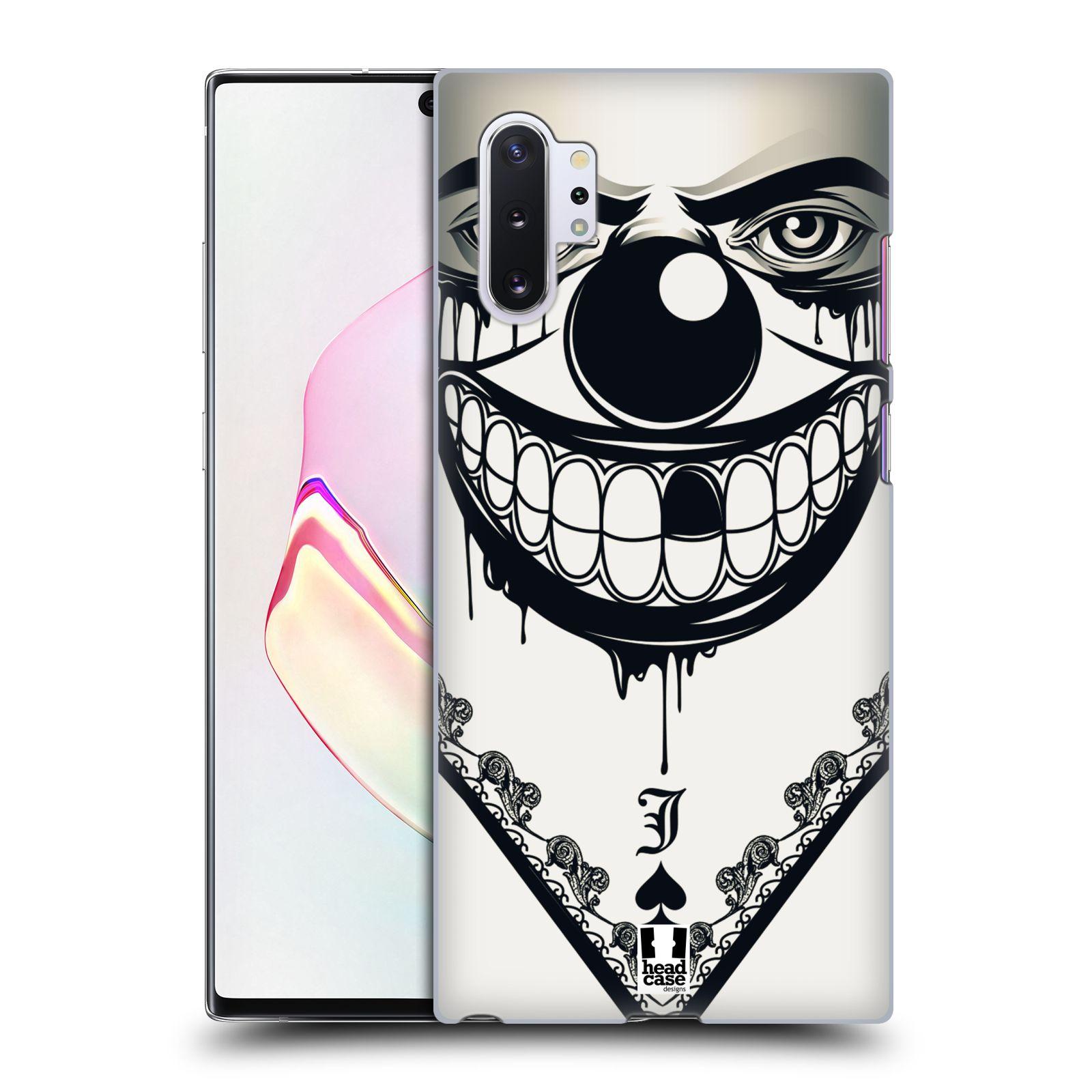 Plastové pouzdro na mobil Samsung Galaxy Note 10 Plus - Head Case - ZLEJ KLAUN