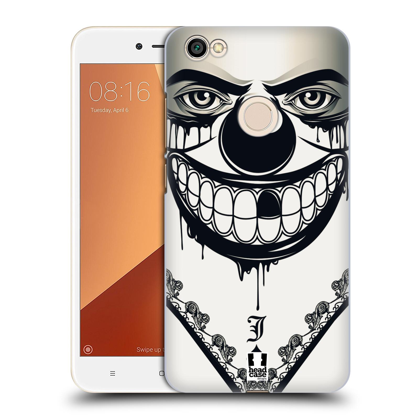 Plastové pouzdro na mobil Xiaomi Redmi Note 5A Prime - Head Case - ZLEJ KLAUN