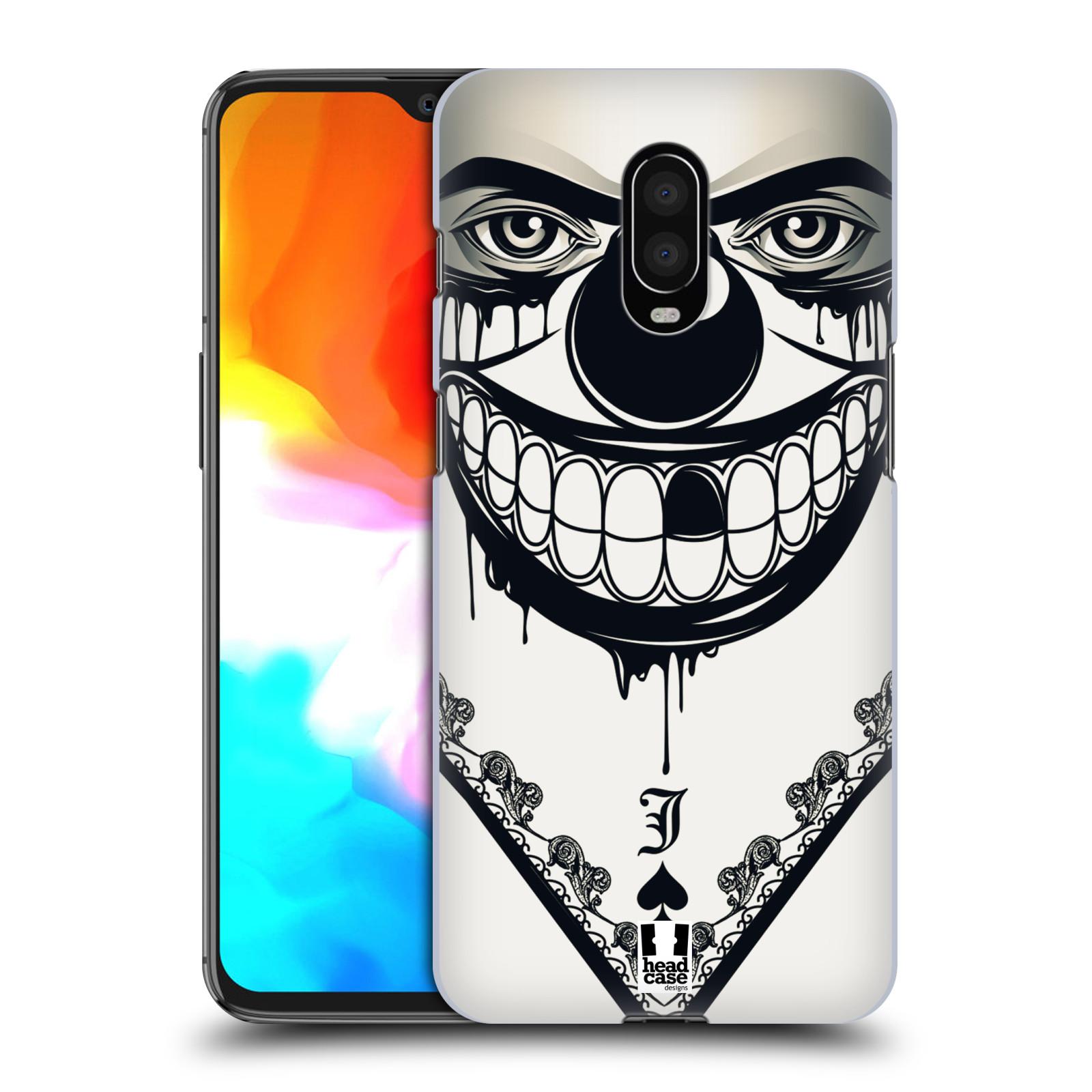 Plastové pouzdro na mobil OnePlus 6T - Head Case - ZLEJ KLAUN