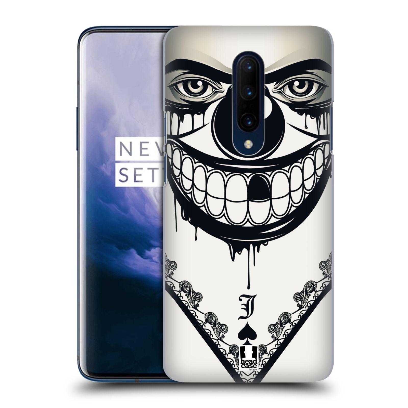 Plastové pouzdro na mobil OnePlus 7 Pro - Head Case - ZLEJ KLAUN