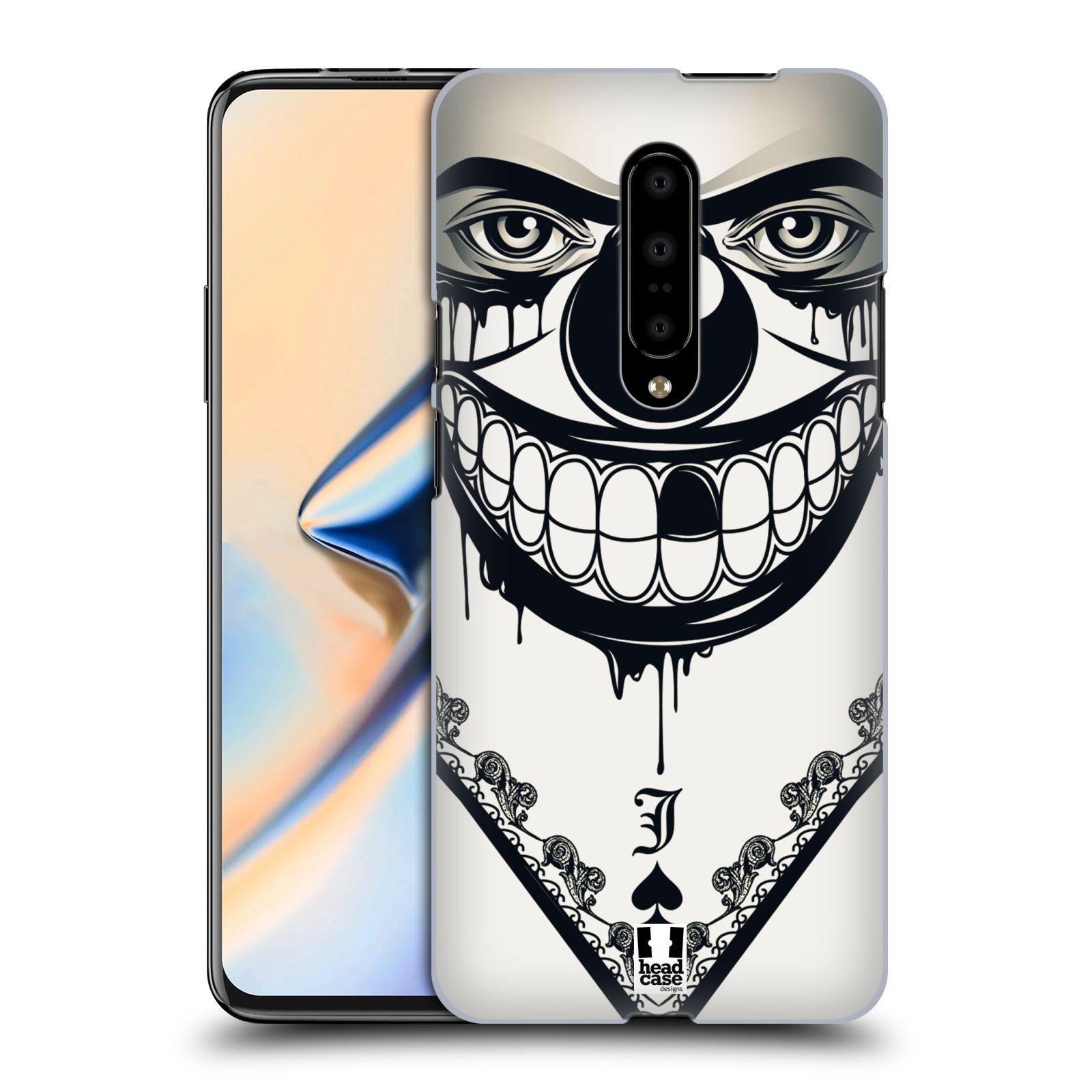 Plastové pouzdro na mobil OnePlus 7 - Head Case - ZLEJ KLAUN