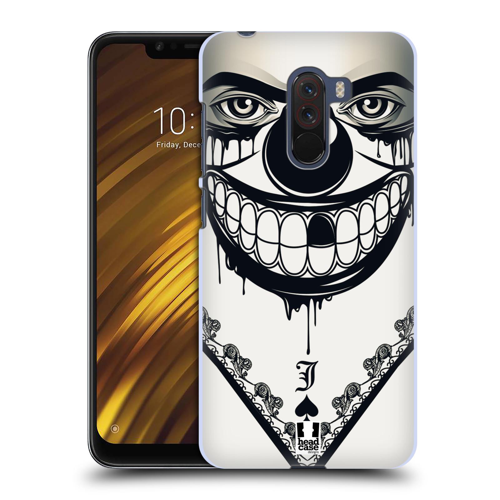 Plastové pouzdro na mobil Xiaomi Pocophone F1 - Head Case - ZLEJ KLAUN