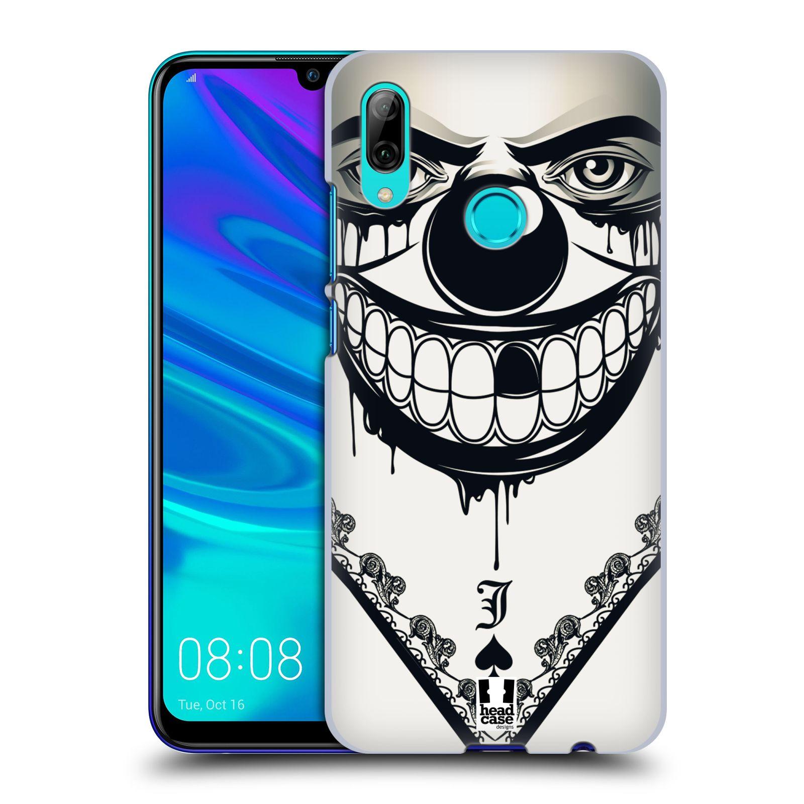Plastové pouzdro na mobil Huawei P Smart (2019) - Head Case - ZLEJ KLAUN