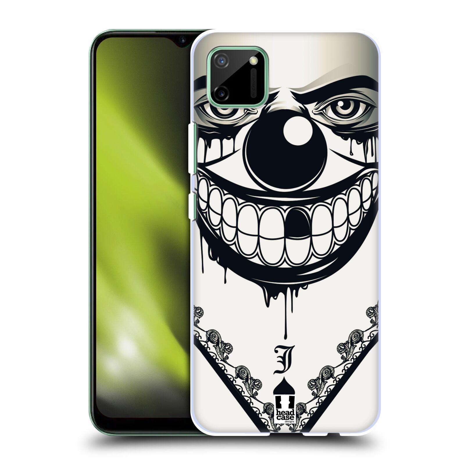 Plastové pouzdro na mobil Realme C11 - Head Case - ZLEJ KLAUN