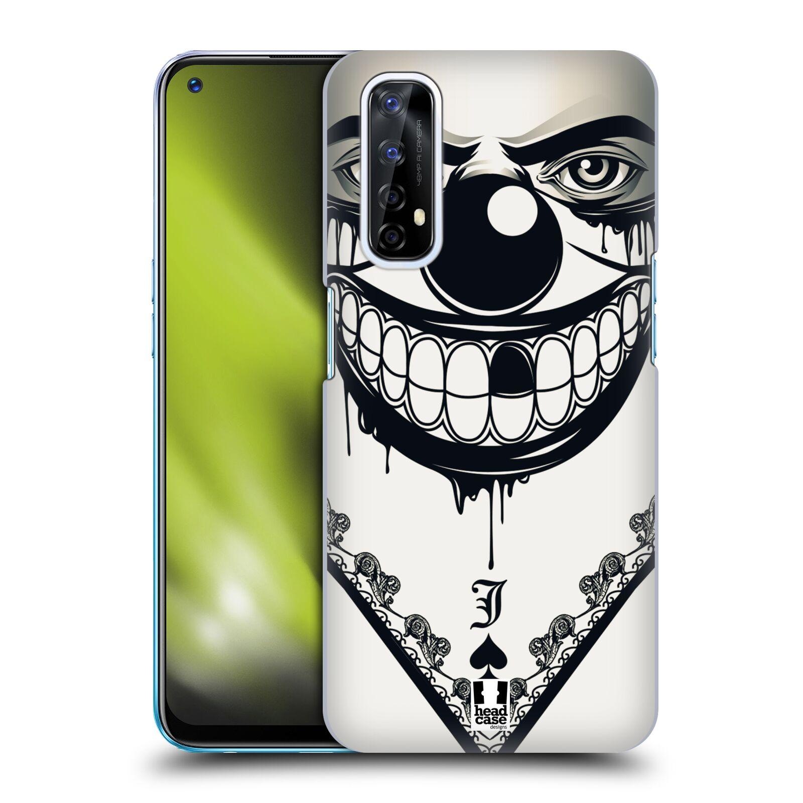 Plastové pouzdro na mobil Realme 7 - Head Case - ZLEJ KLAUN