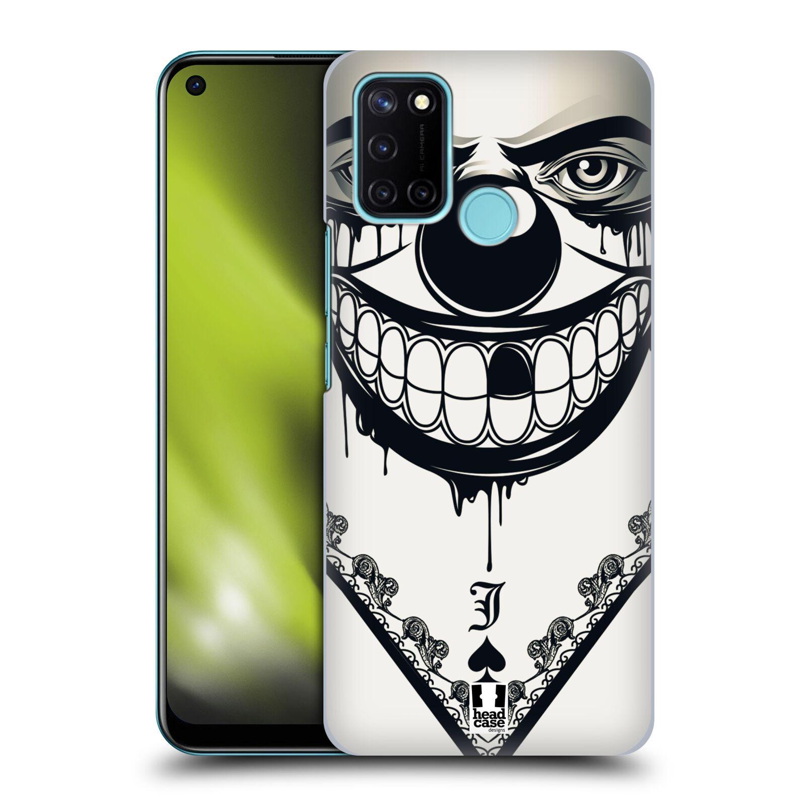 Plastové pouzdro na mobil Realme 7i - Head Case - ZLEJ KLAUN