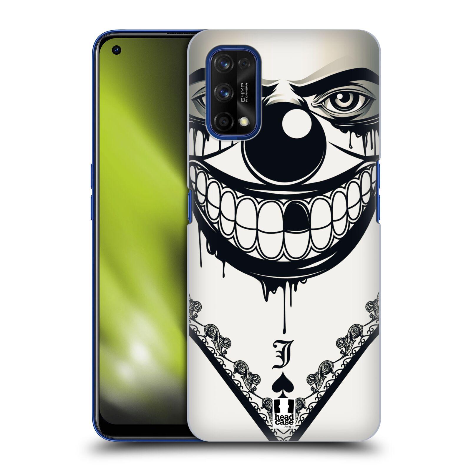 Plastové pouzdro na mobil Realme 7 Pro - Head Case - ZLEJ KLAUN