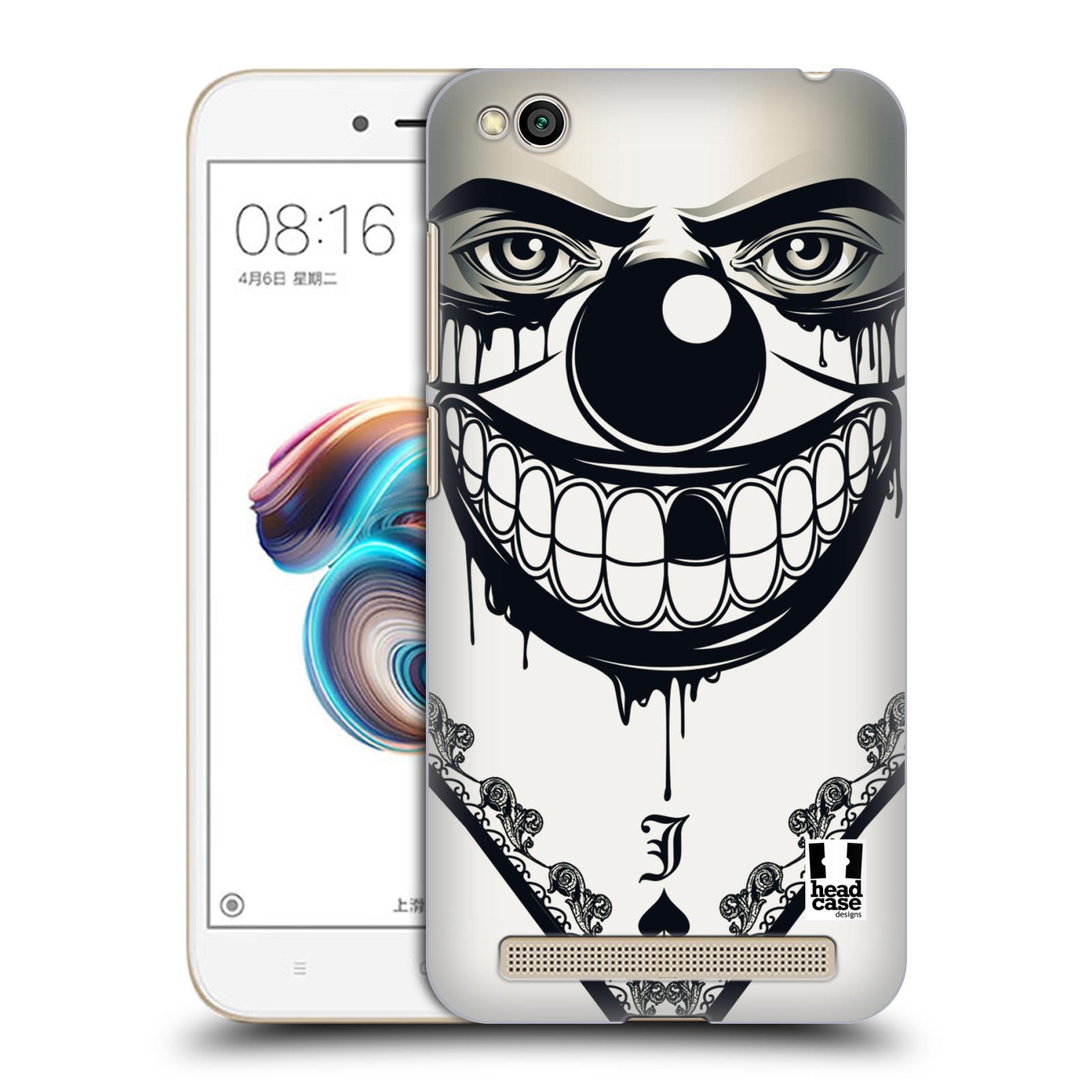 Plastové pouzdro na mobil Xiaomi Redmi 5A - Head Case - ZLEJ KLAUN