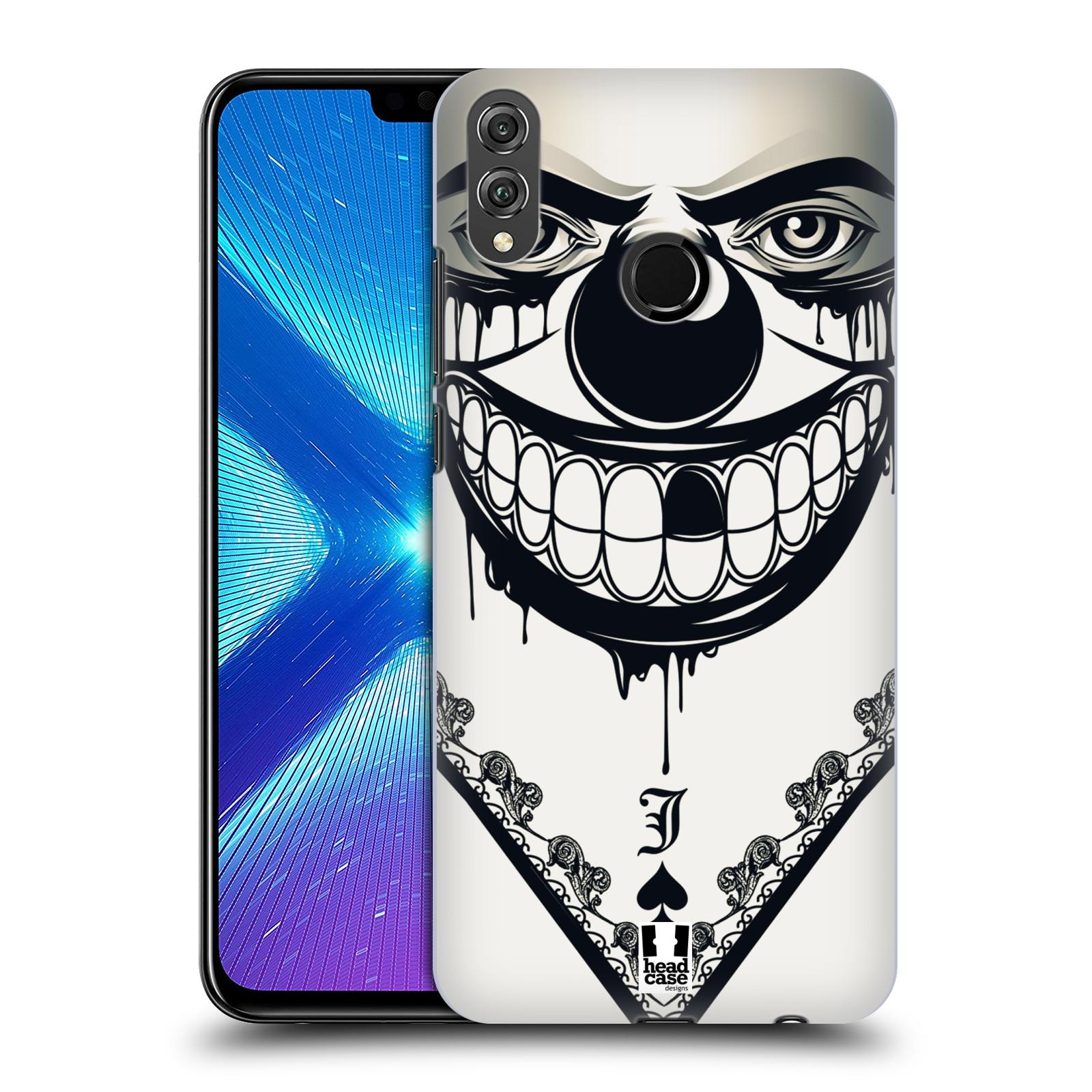 Plastové pouzdro na mobil Honor 8X - Head Case - ZLEJ KLAUN