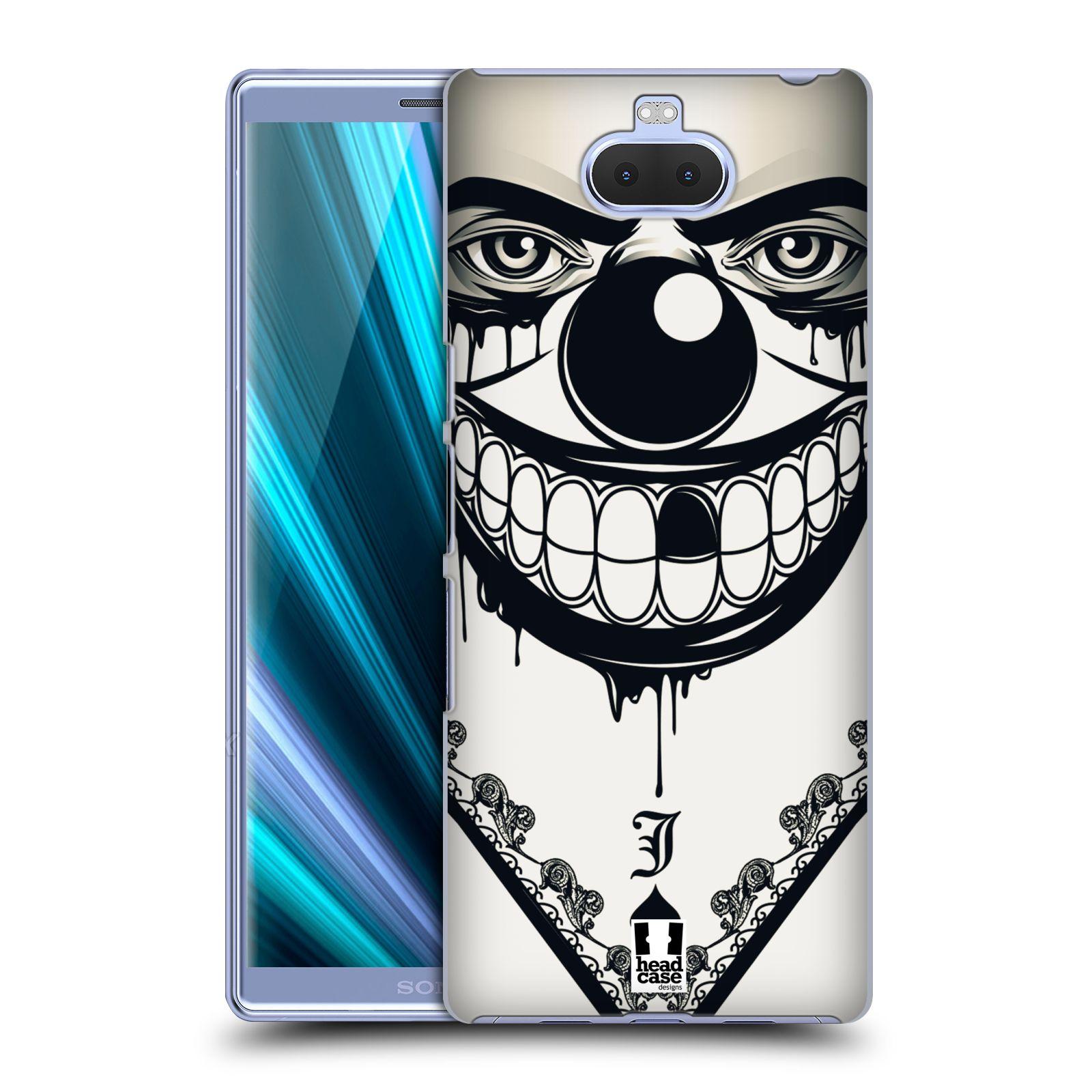 Plastové pouzdro na mobil Sony Xperia 10 - Head Case - ZLEJ KLAUN