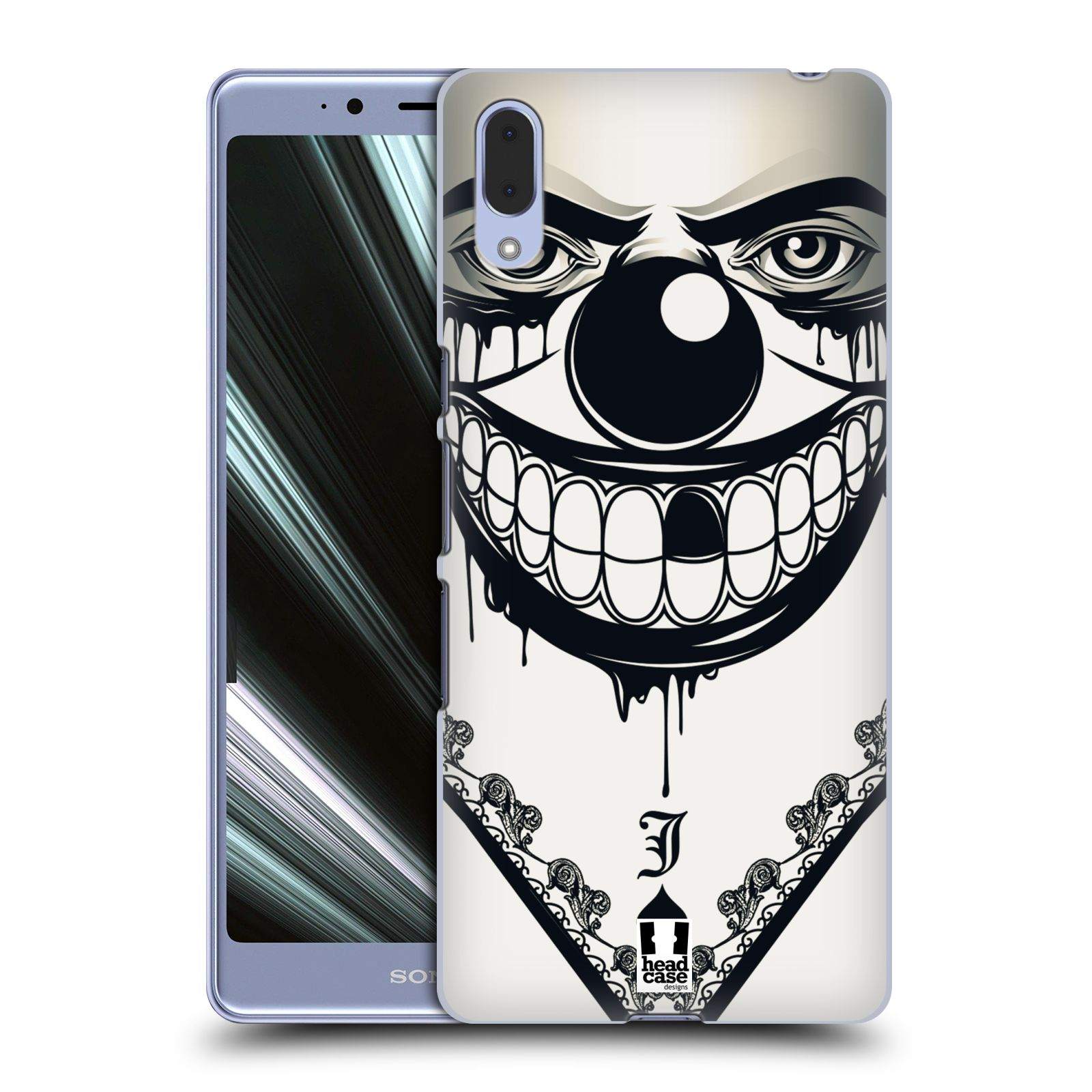 Plastové pouzdro na mobil Sony Xperia L3 - Head Case - ZLEJ KLAUN
