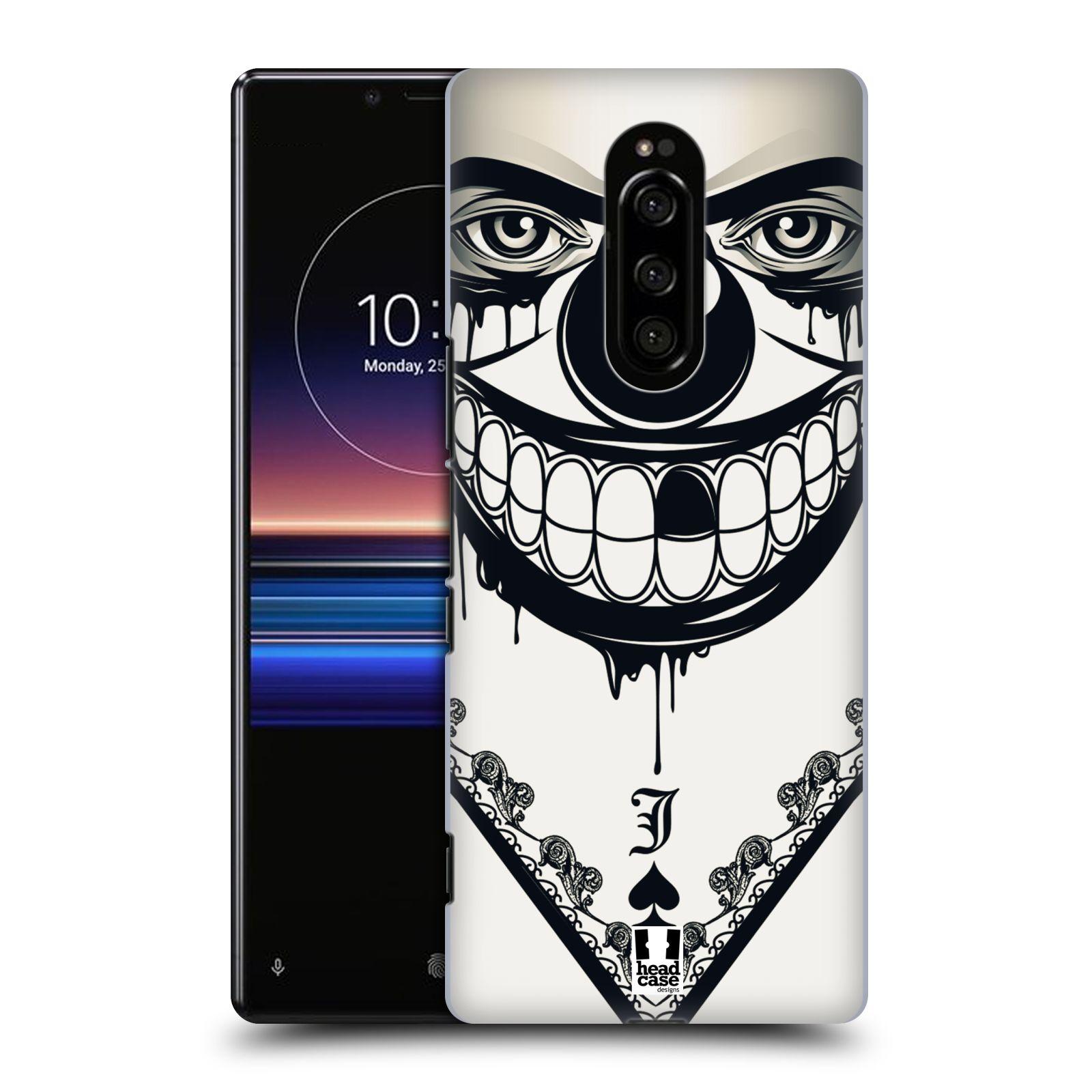 Plastové pouzdro na mobil Sony Xperia 1 - Head Case - ZLEJ KLAUN