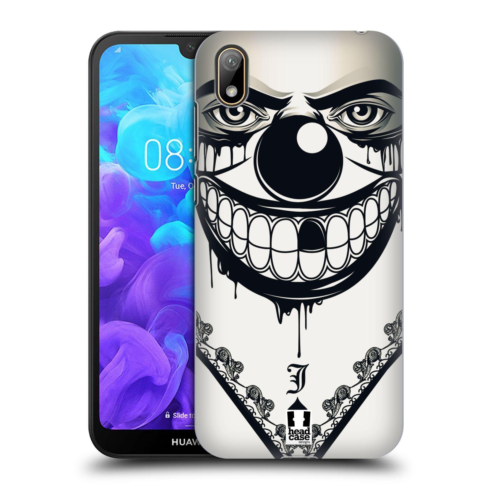 Plastové pouzdro na mobil Honor 8S - Head Case - ZLEJ KLAUN