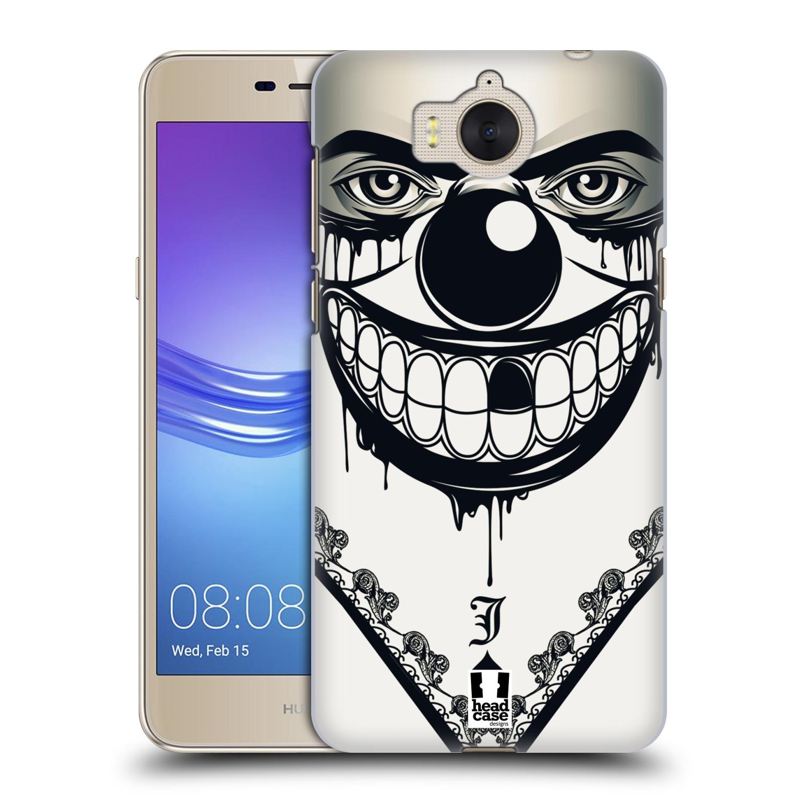 Plastové pouzdro na mobil Huawei Y6 2017 - Head Case - ZLEJ KLAUN