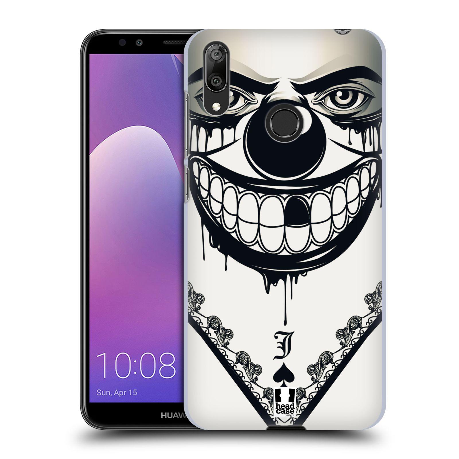 Plastové pouzdro na mobil Huawei Y7 (2019) - Head Case - ZLEJ KLAUN