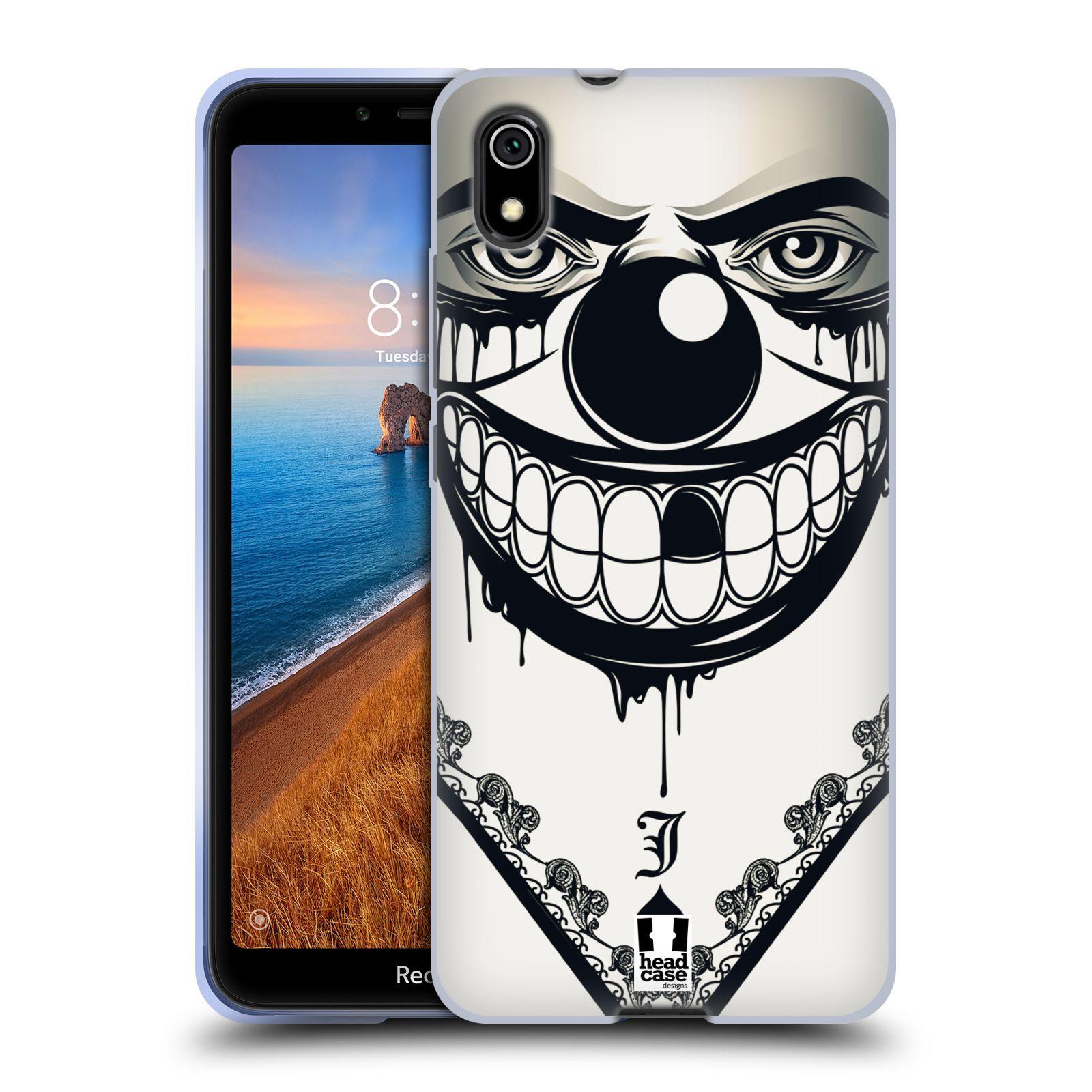 Silikonové pouzdro na mobil Redmi 7A - Head Case - ZLEJ KLAUN