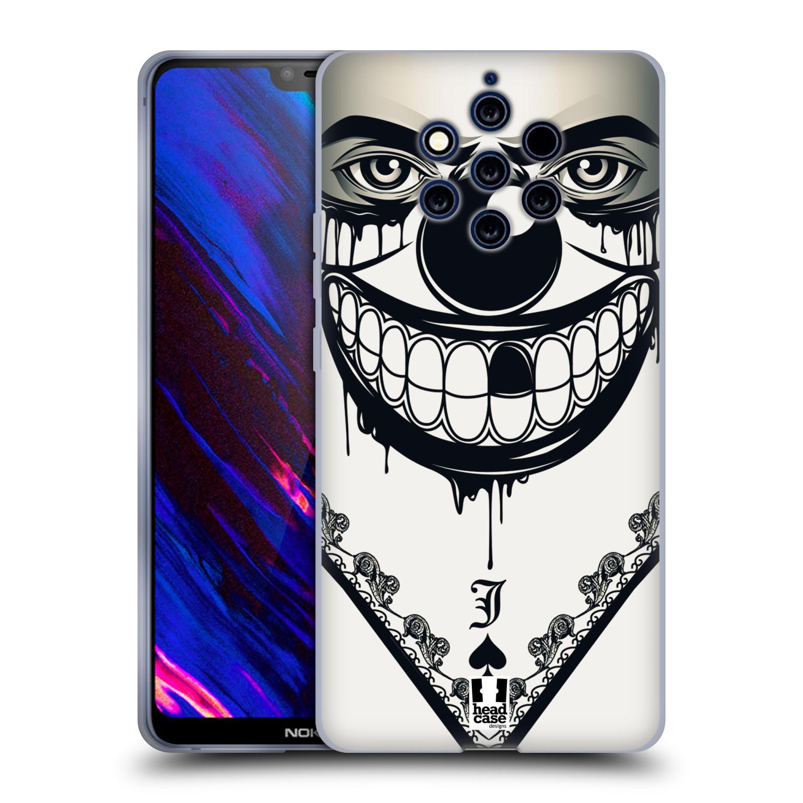 Silikonové pouzdro na mobil Nokia 9 PureView - Head Case - ZLEJ KLAUN