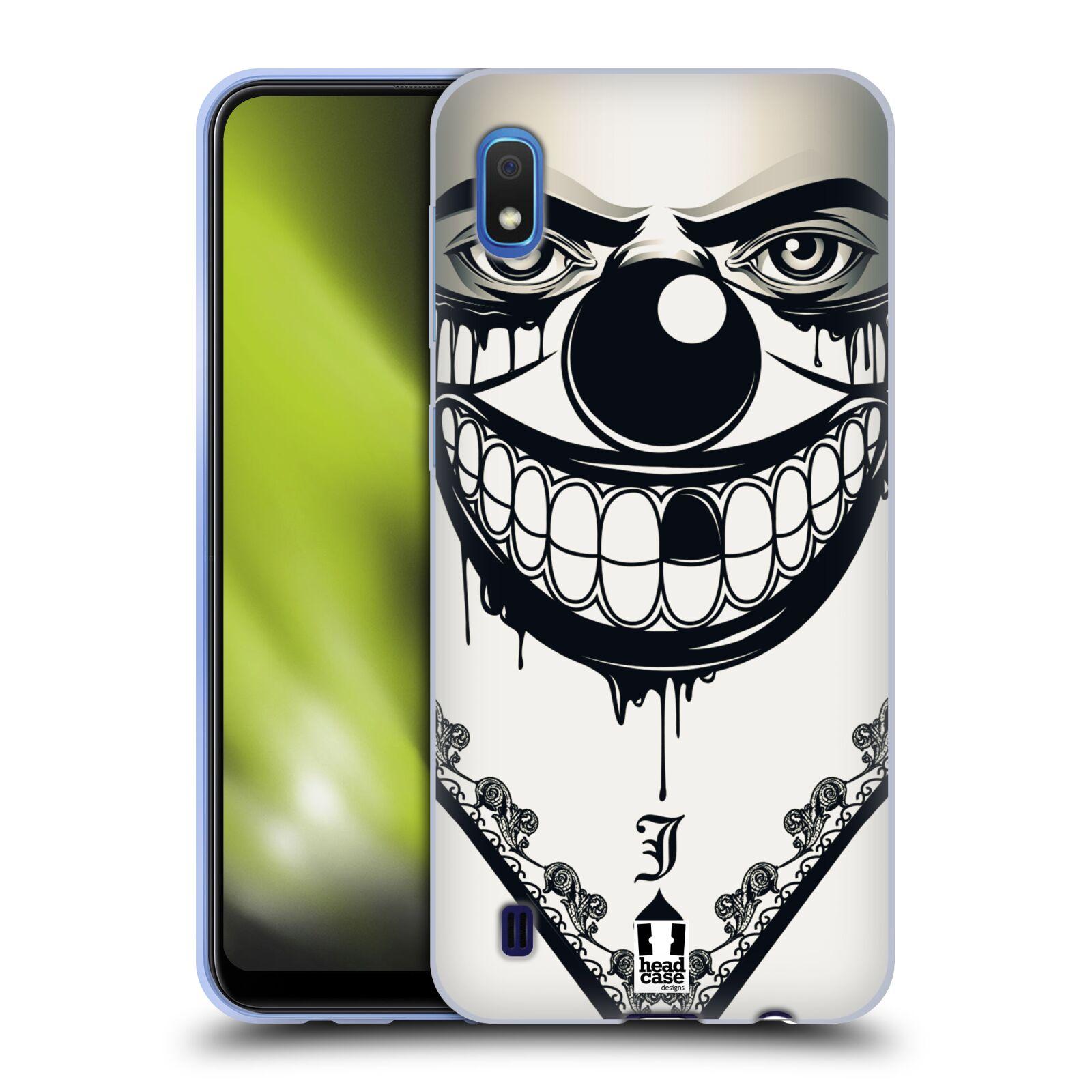 Silikonové pouzdro na mobil Samsung Galaxy A10 - Head Case - ZLEJ KLAUN
