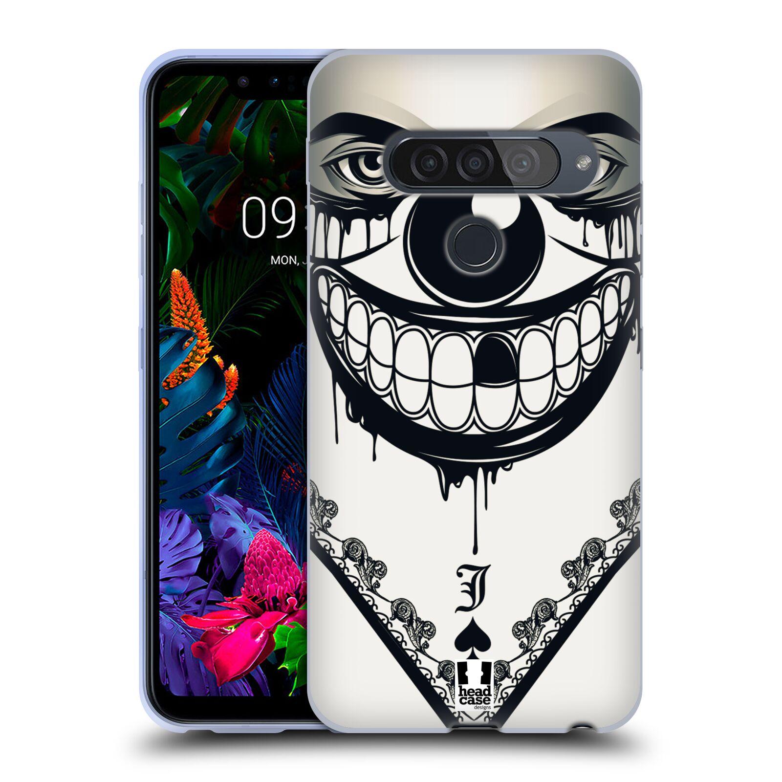 Silikonové pouzdro na mobil LG G8s ThinQ - Head Case - ZLEJ KLAUN